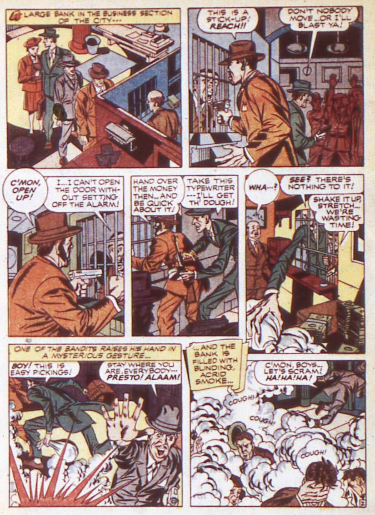 Read online Adventure Comics (1938) comic -  Issue #84 - 4