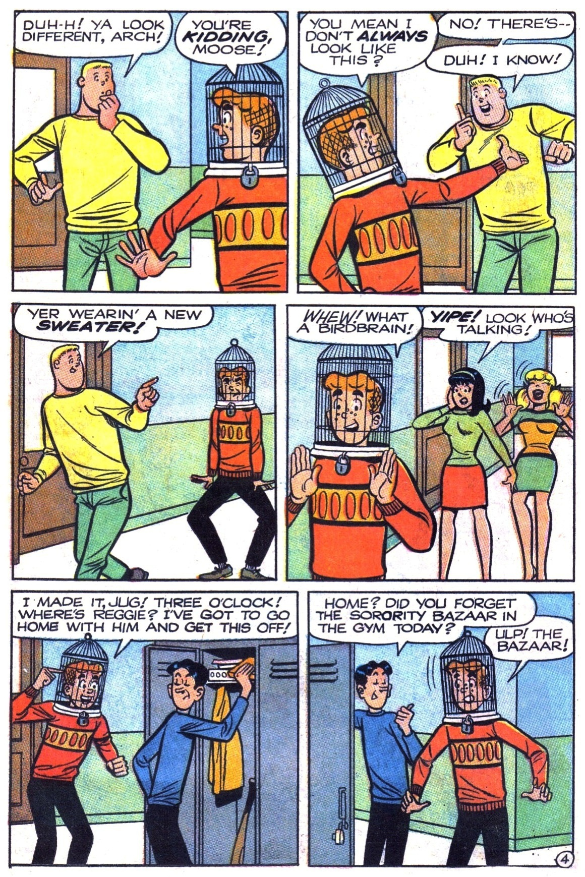 Read online Archie (1960) comic -  Issue #180 - 23