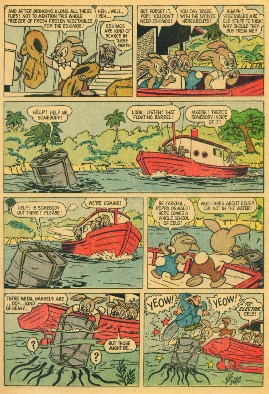 Four Color Comics issue 894 - Page 5