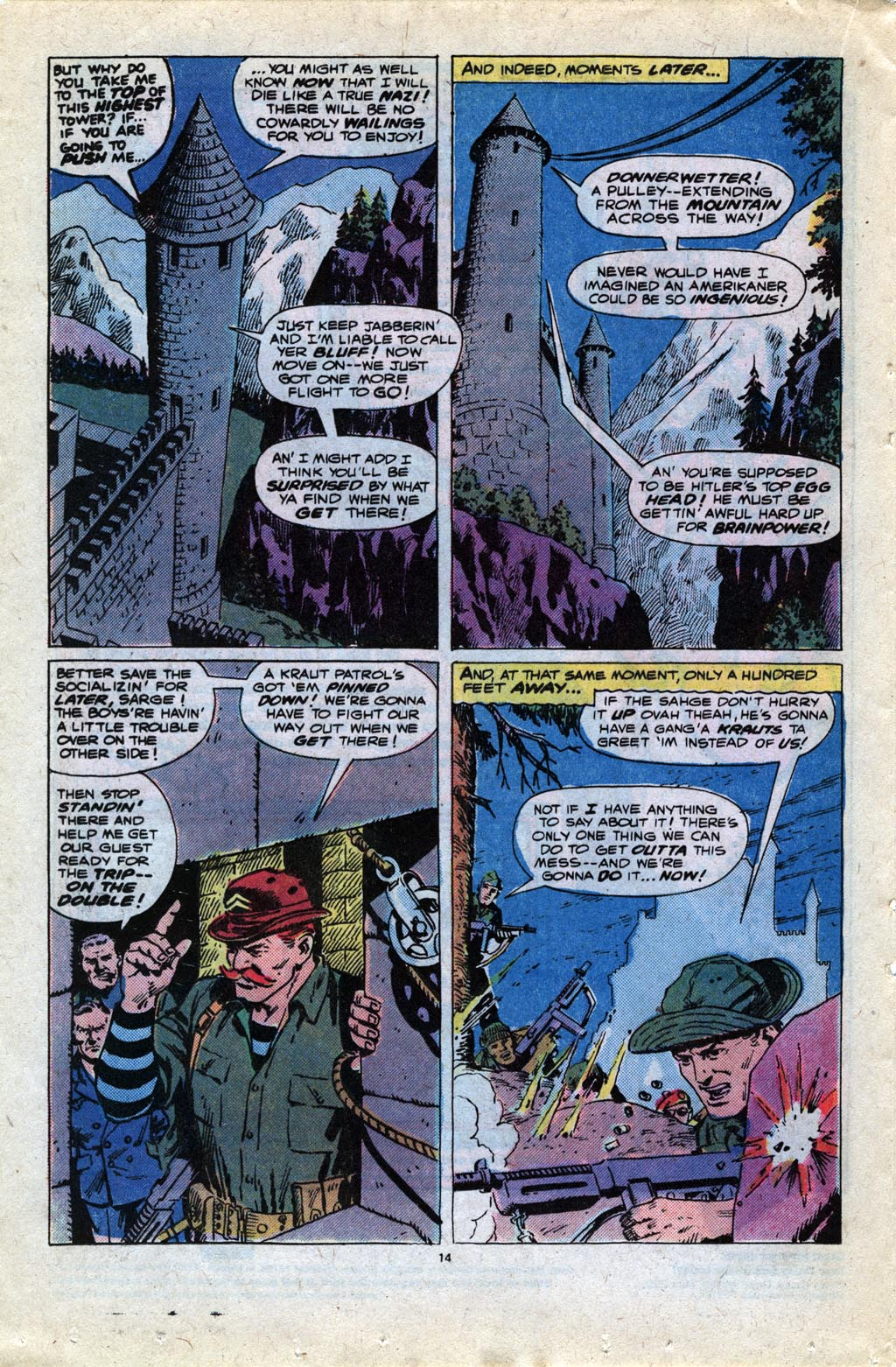 Read online Sgt. Fury comic -  Issue #148 - 16