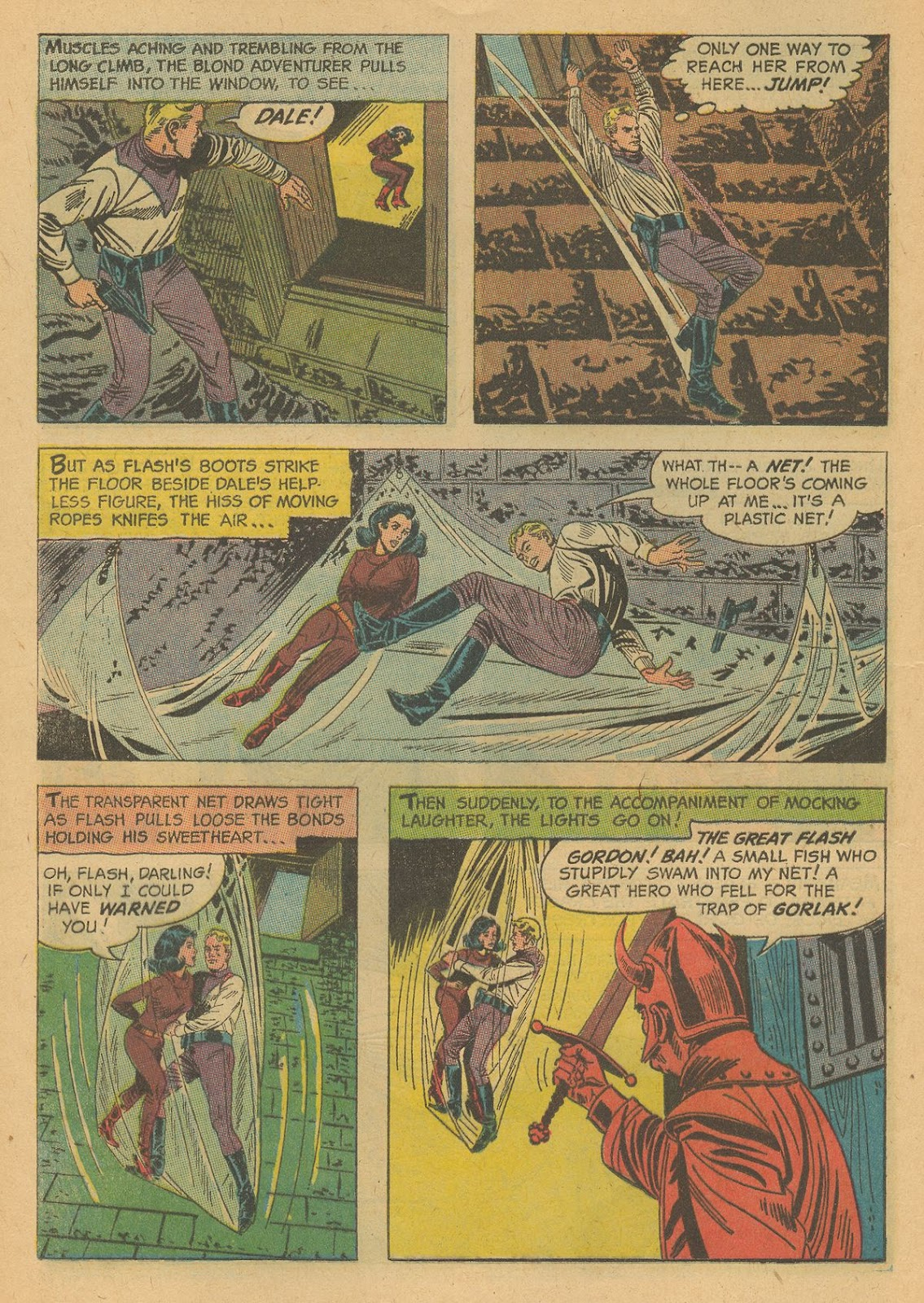 Flash Gordon (1966) issue 2 - Page 12