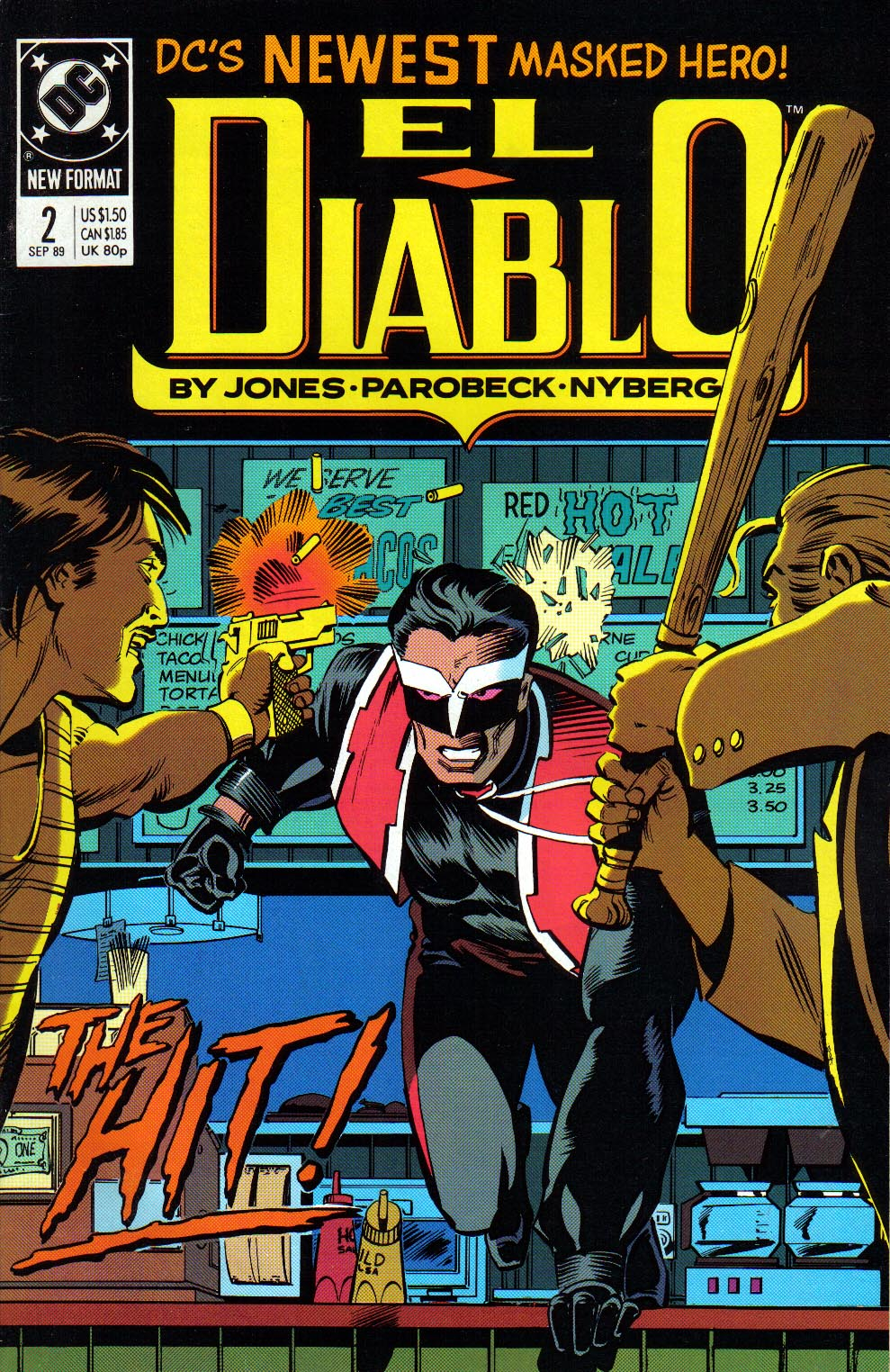El Diablo (1989) 2 Page 1