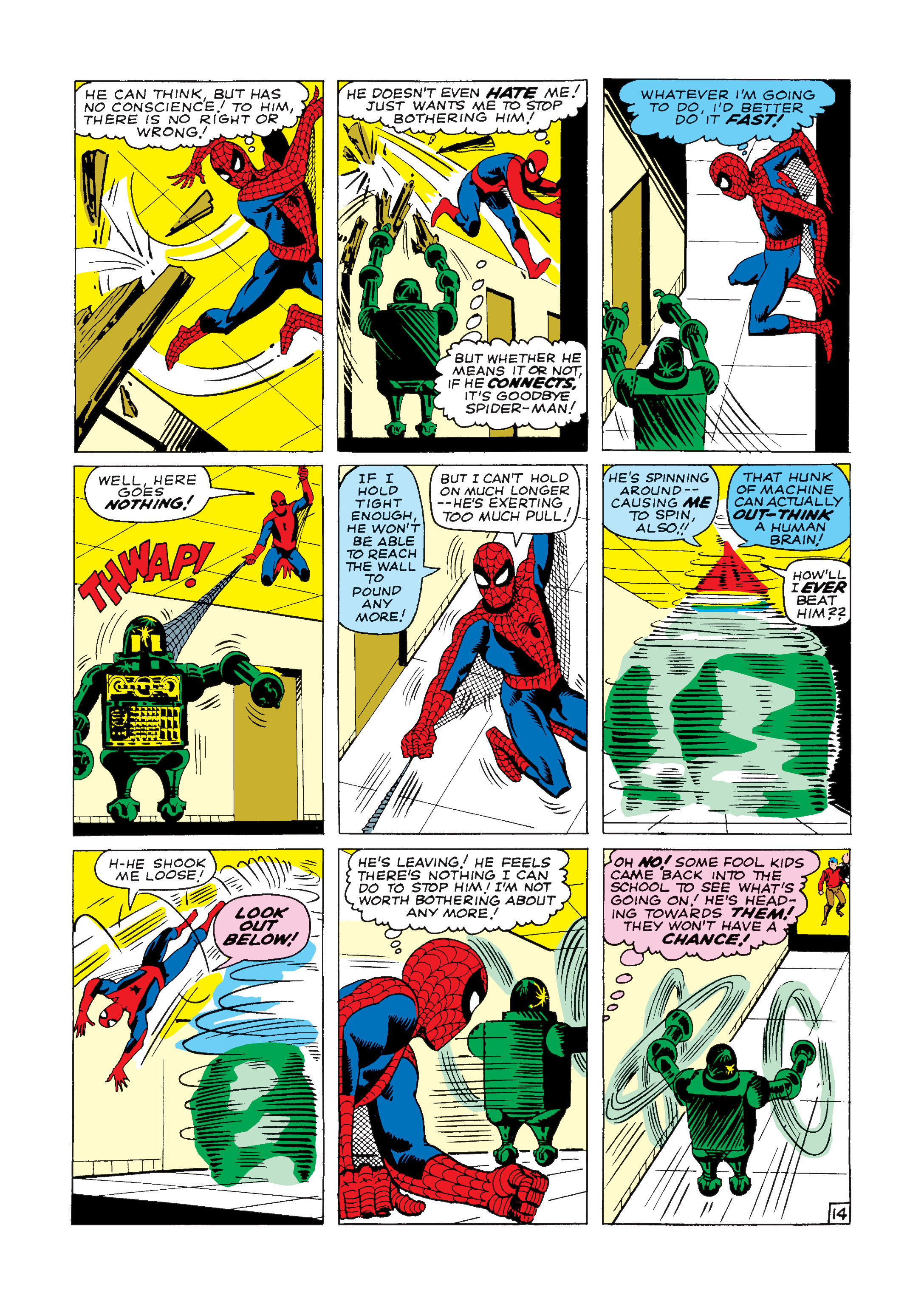 The Amazing Spider-Man (1963) 8 Page 14