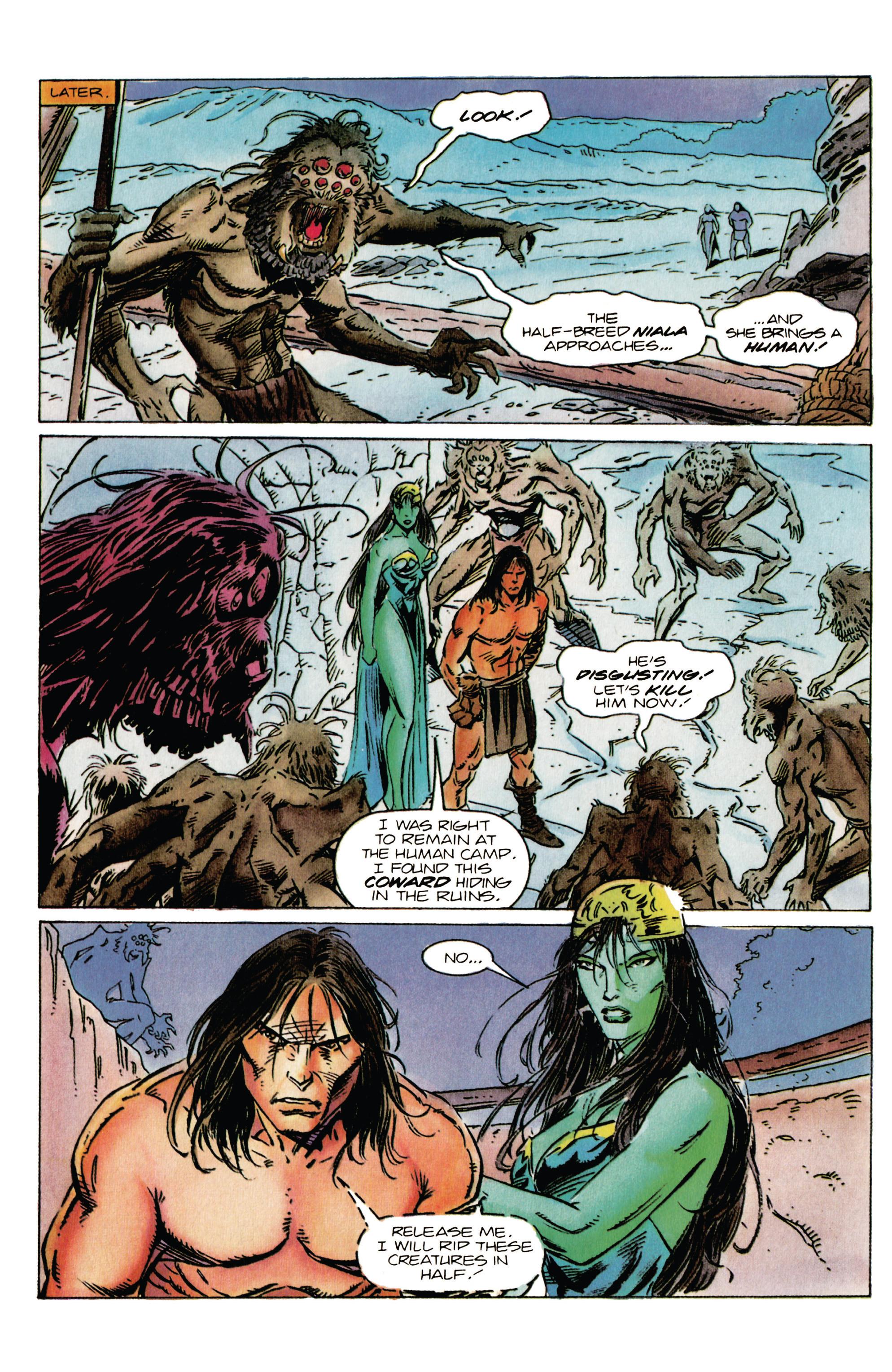 Read online Eternal Warrior (1992) comic -  Issue #38 - 6