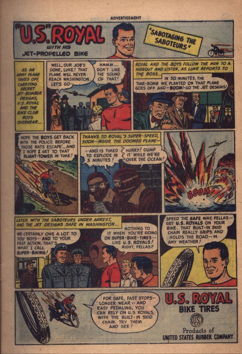 Read online Sensation (Mystery) Comics comic -  Issue #103 - 30