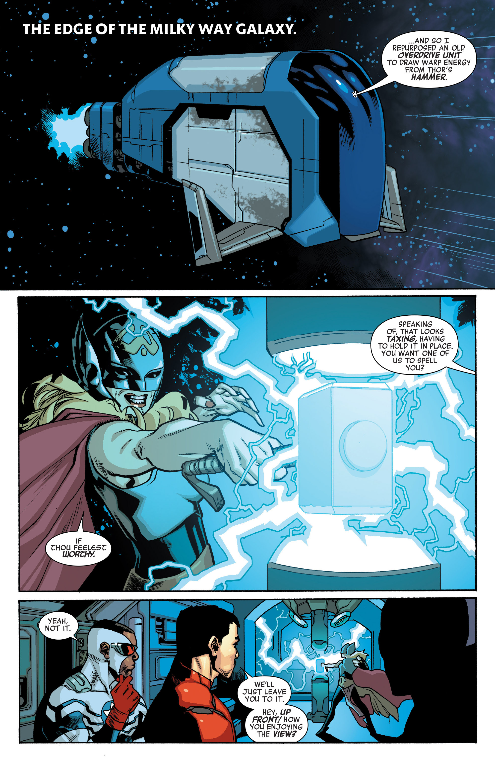 Read online All-New, All-Different Avengers comic -  Issue #10 - 3