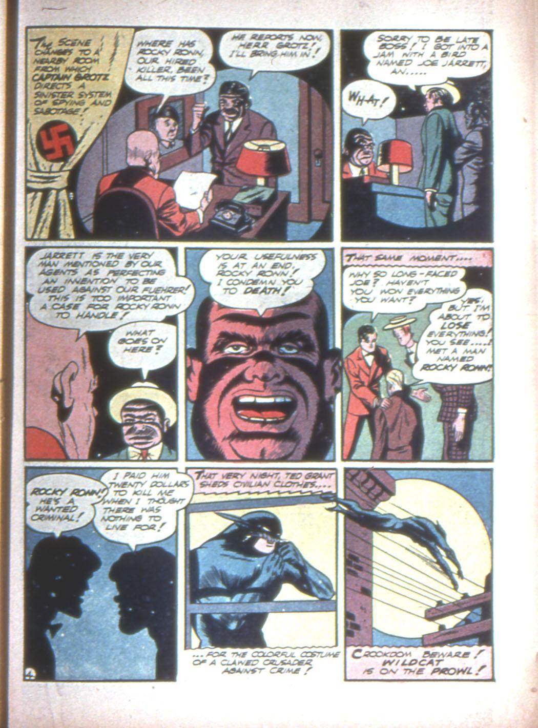 Read online Sensation (Mystery) Comics comic -  Issue #15 - 59