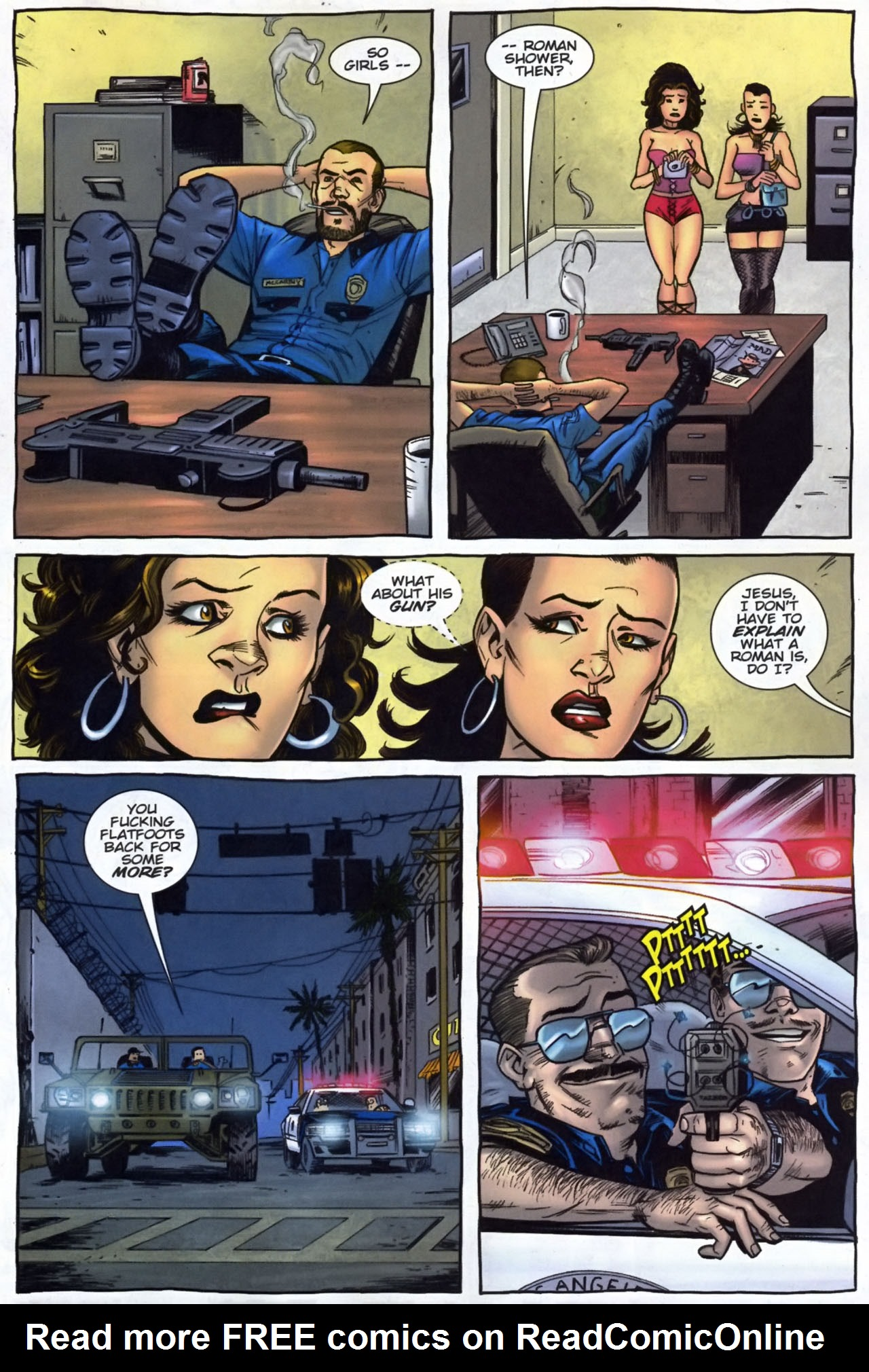Read online The Exterminators comic -  Issue #29 - 15