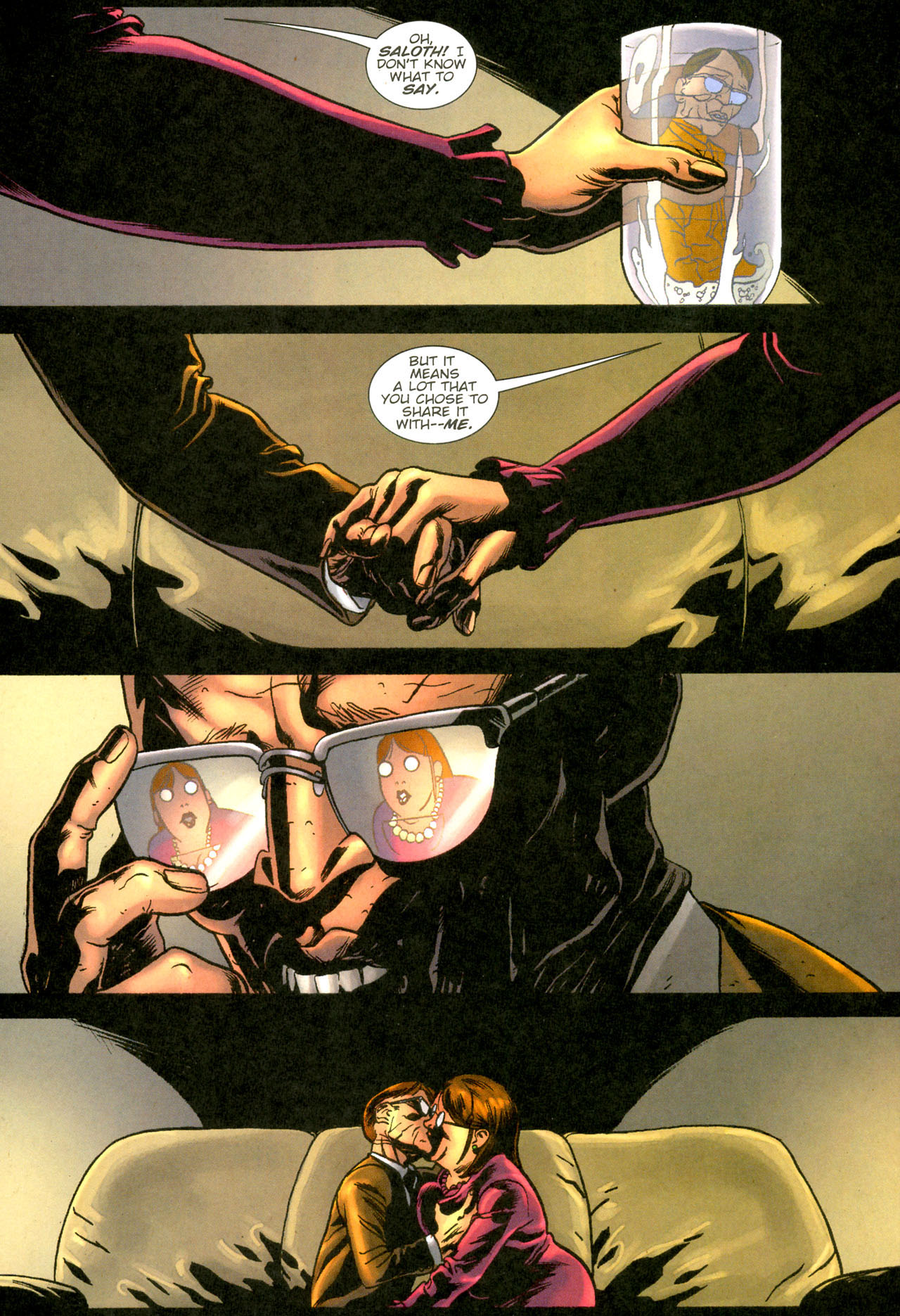 Read online The Exterminators comic -  Issue #11 - 19