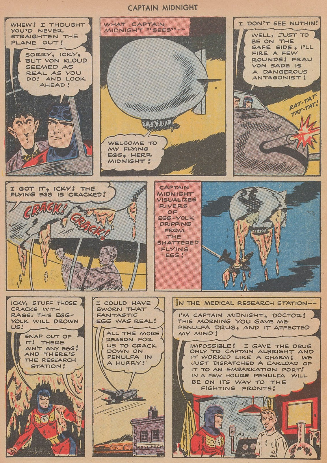 Captain Midnight (1942) issue 29 - Page 30