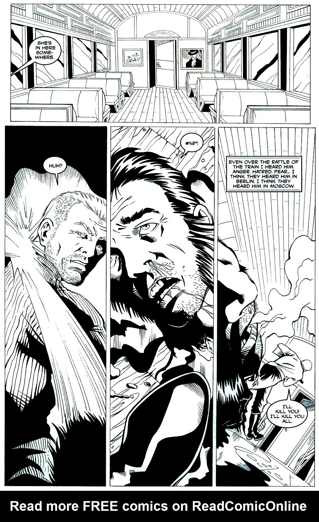 Read online Shi: Sempo comic -  Issue #2 - 18