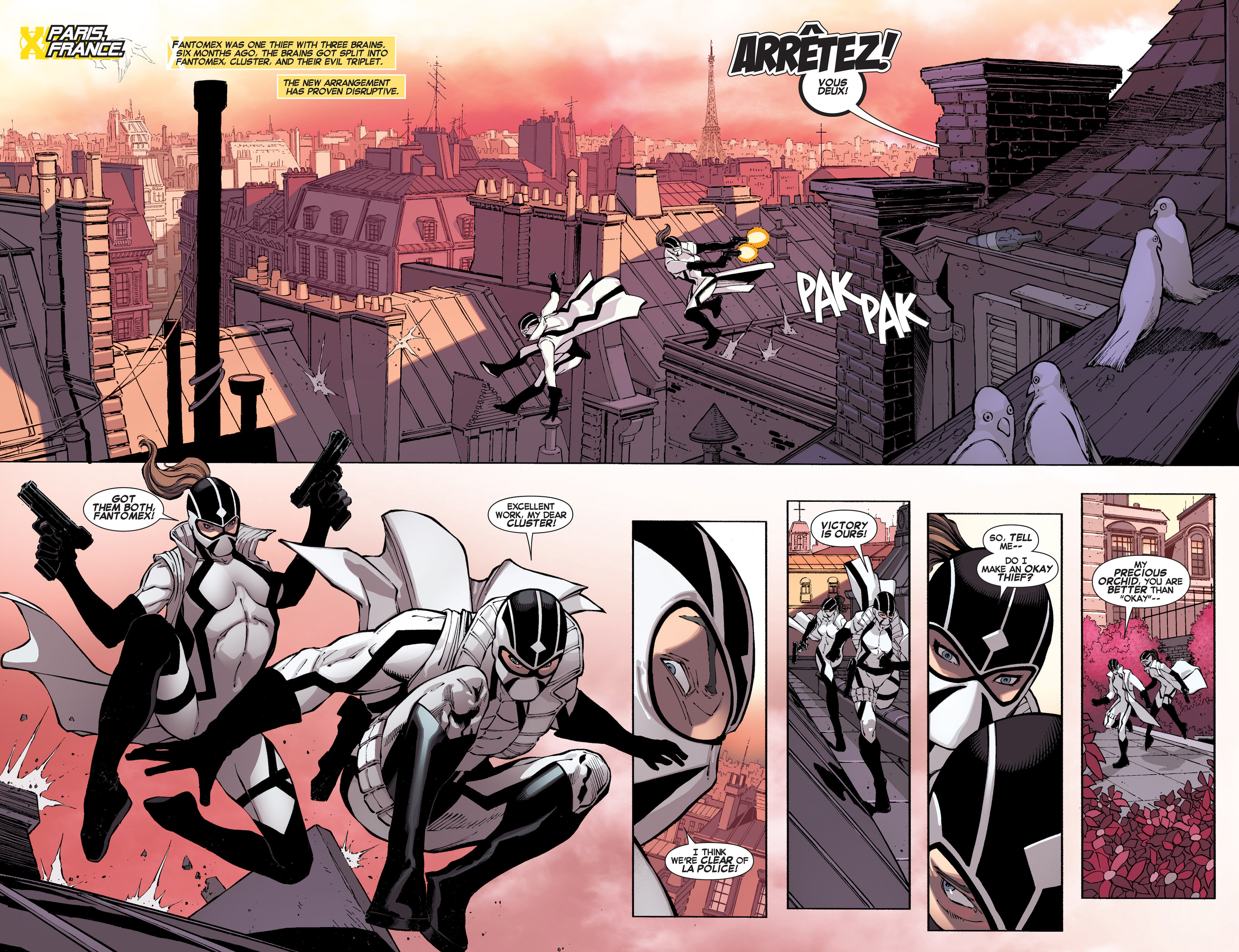 Read online Uncanny X-Force (2013) comic -  Issue #1 - 18