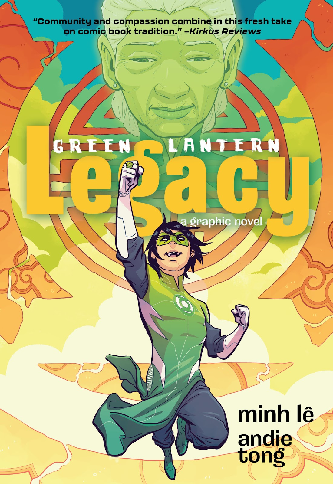 Read online Green Lantern: Legacy comic -  Issue # TPB - 1