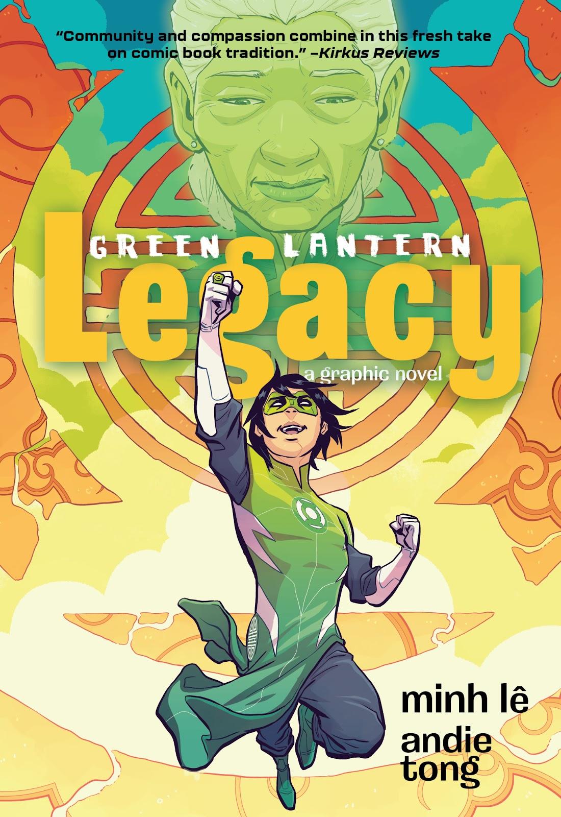 Read online Green Lantern: Legacy comic -  Issue # TPB - 1