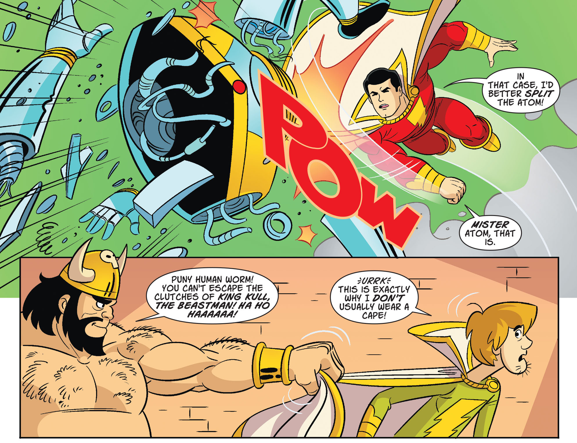 Read online Scooby-Doo! Team-Up comic -  Issue #32 - 14
