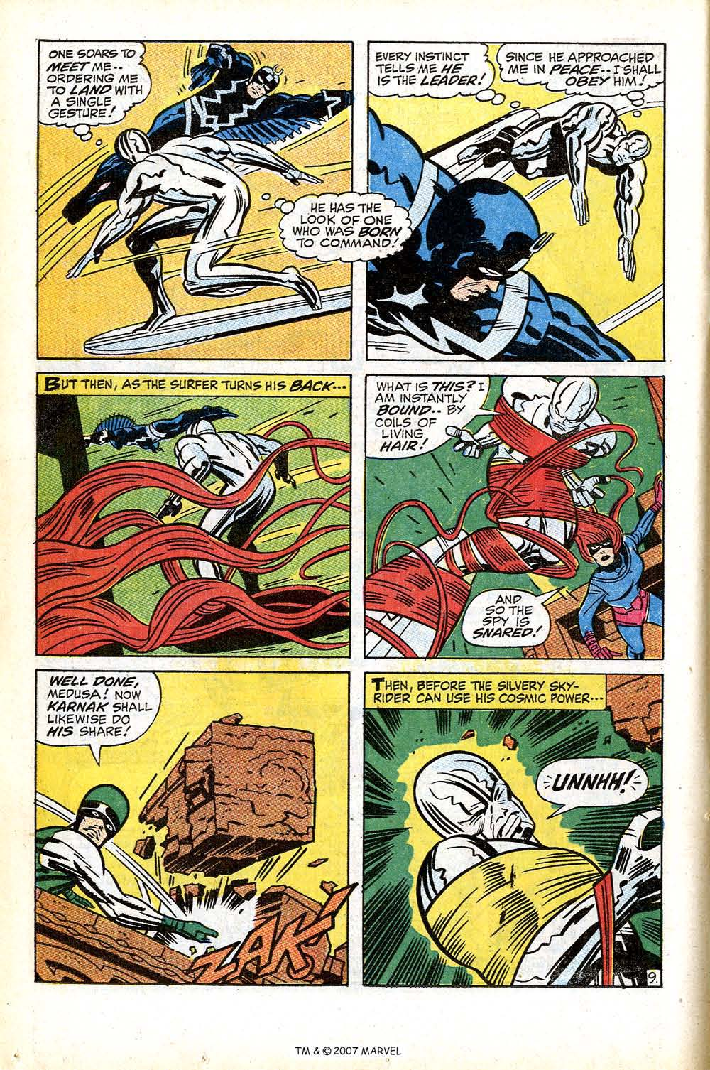 Silver Surfer (1968) issue 18 - Page 14