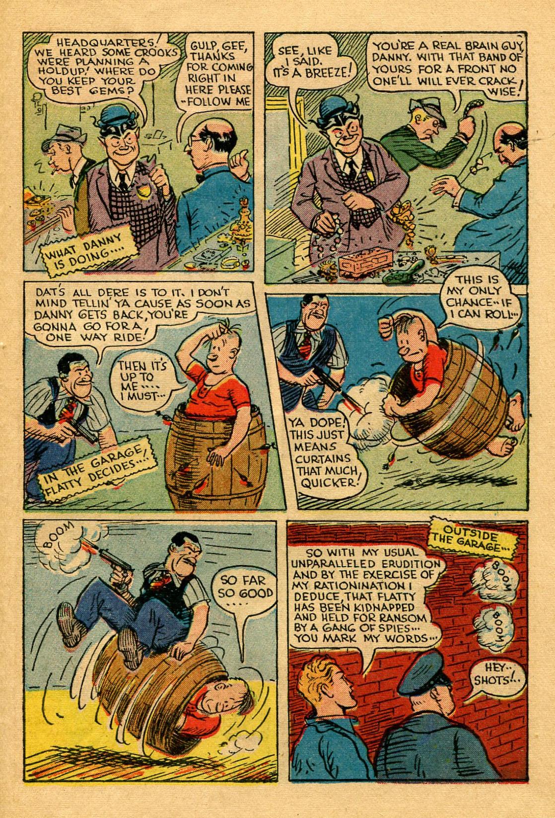 Read online Shadow Comics comic -  Issue #53 - 40