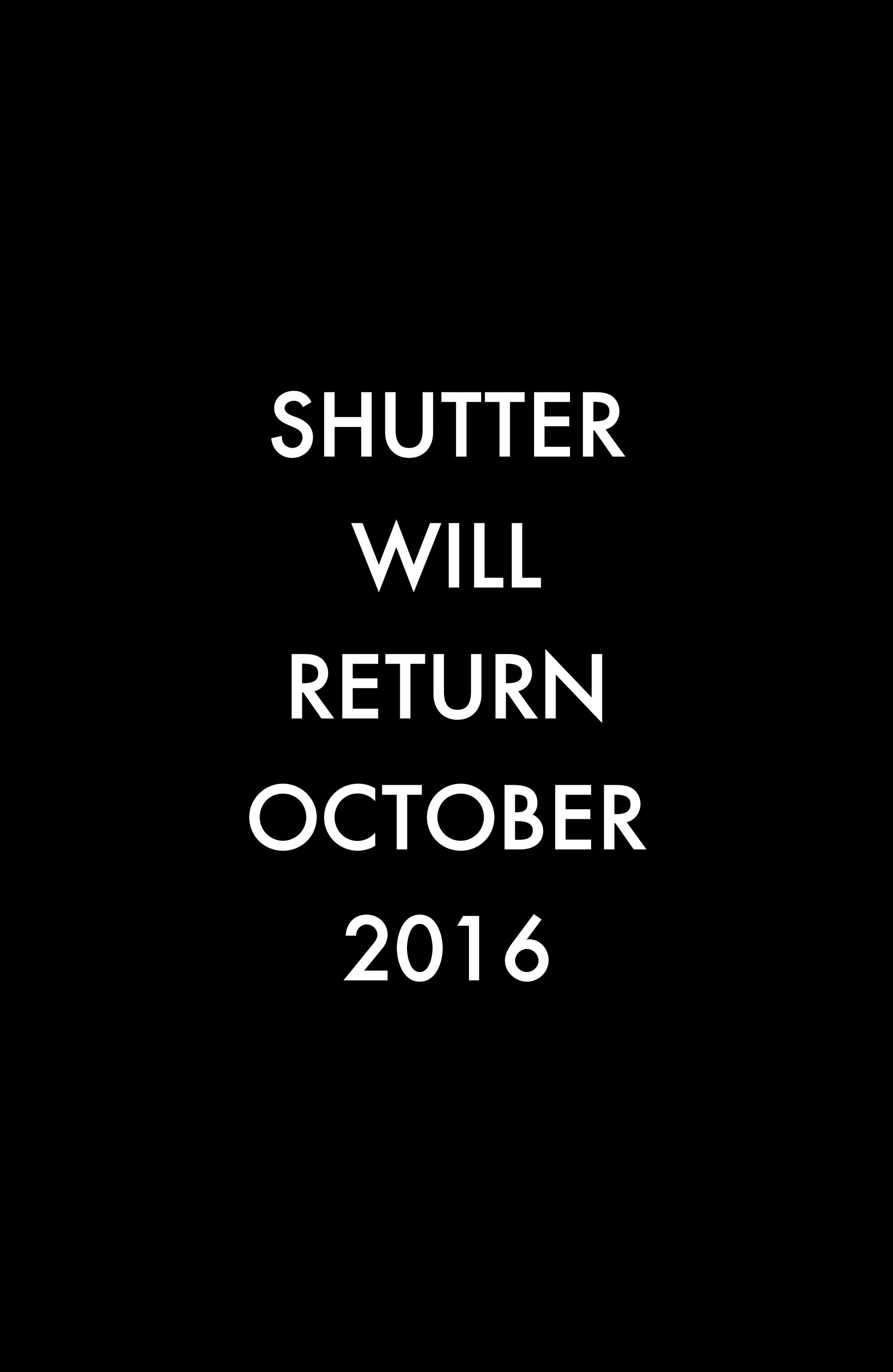 Read online Shutter comic -  Issue #22 - 25