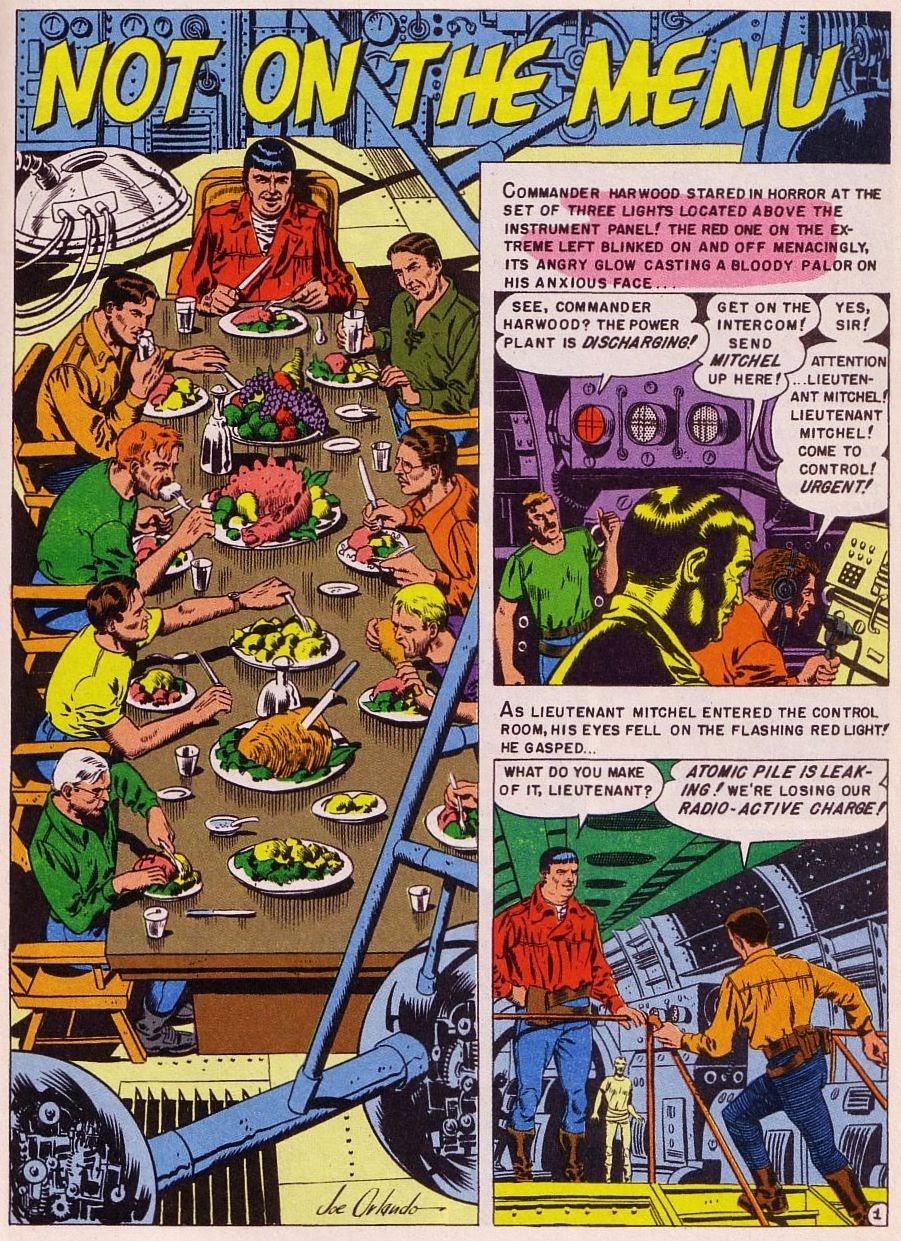 Weird Fantasy (1951) issue 10 - Page 24