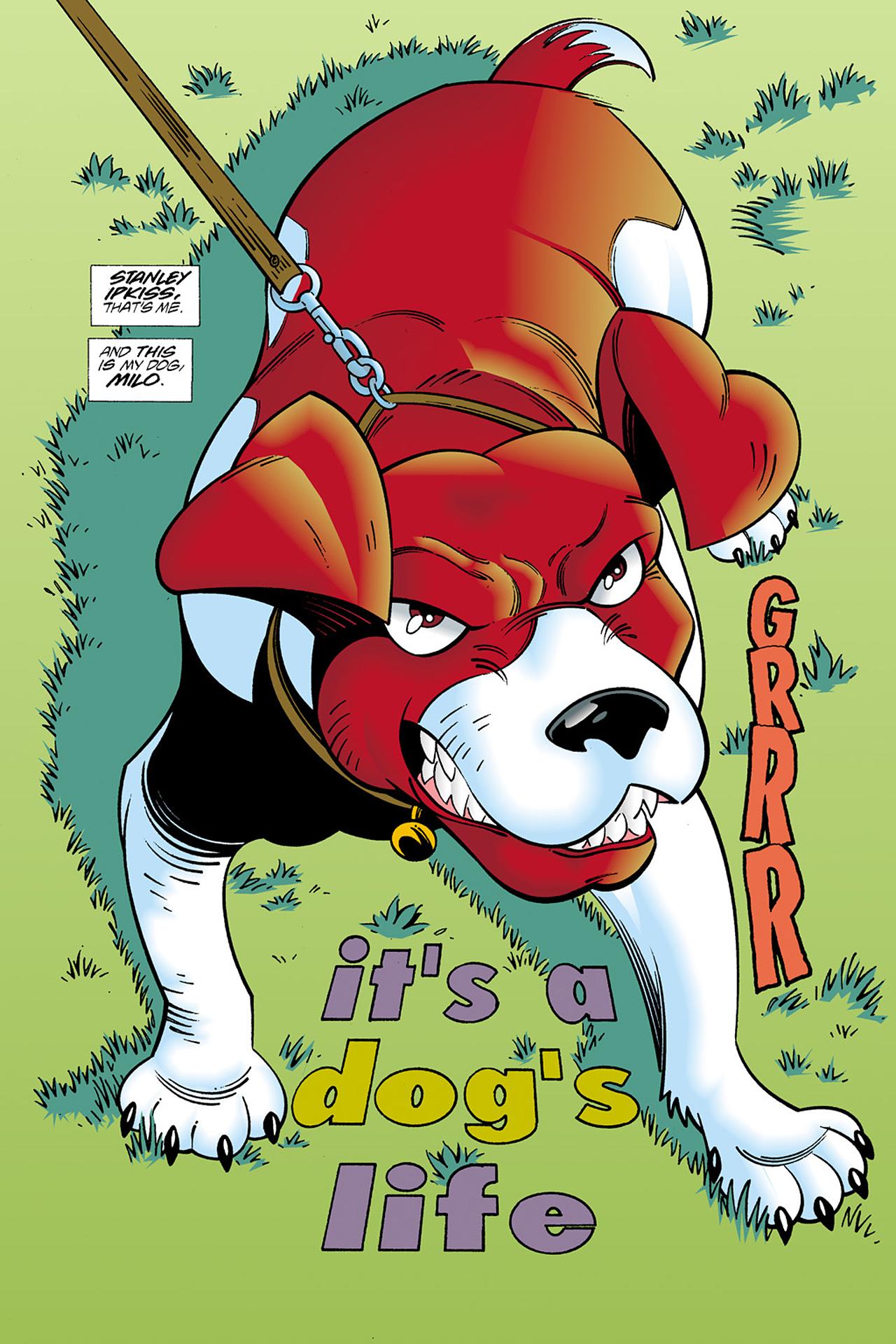 Read online Adventures Of The Mask Omnibus comic -  Issue #Adventures Of The Mask Omnibus Full - 113