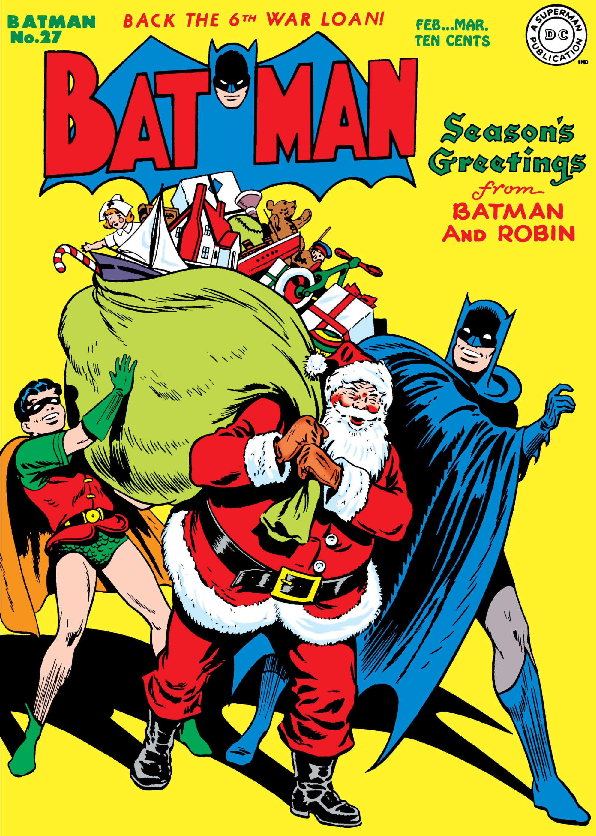 Batman (1940) 27 Page 1