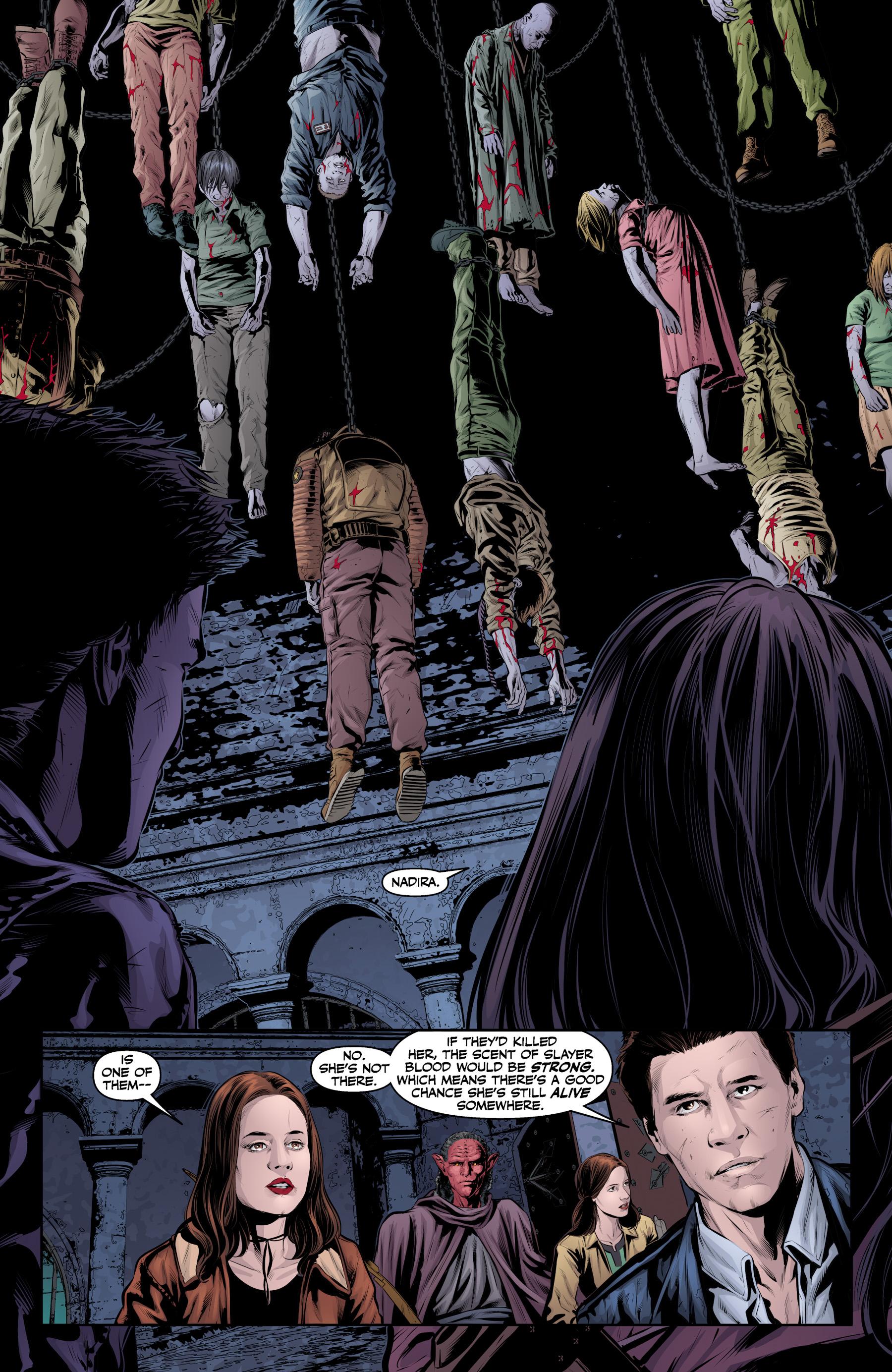 Read online Angel & Faith Season 10 comic -  Issue #20 - 22