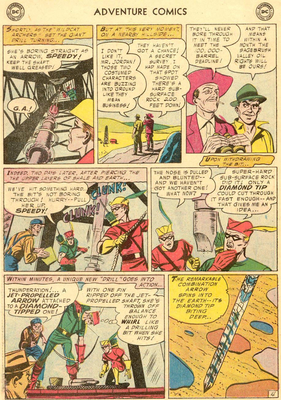 Read online Adventure Comics (1938) comic -  Issue #229 - 30