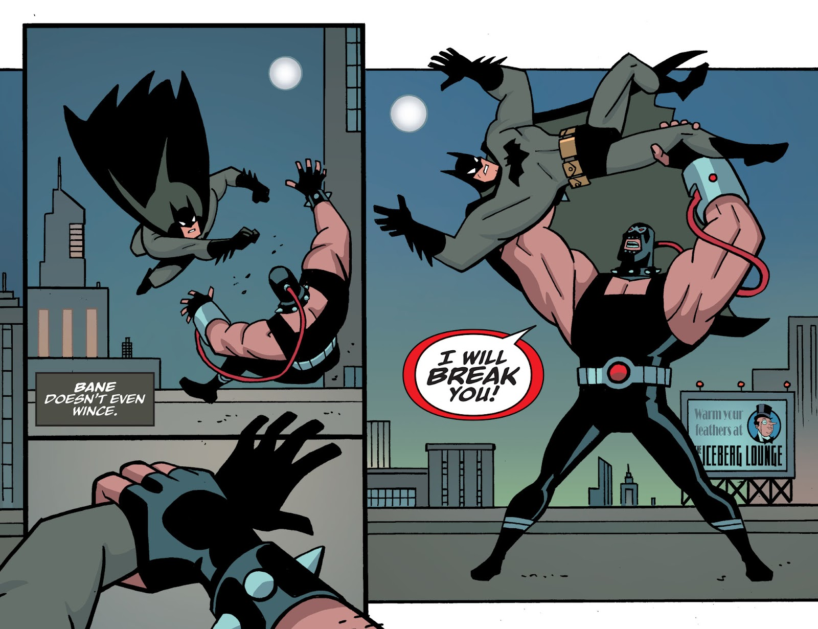 Batman: The Adventures Continue issue 1 - Page 5