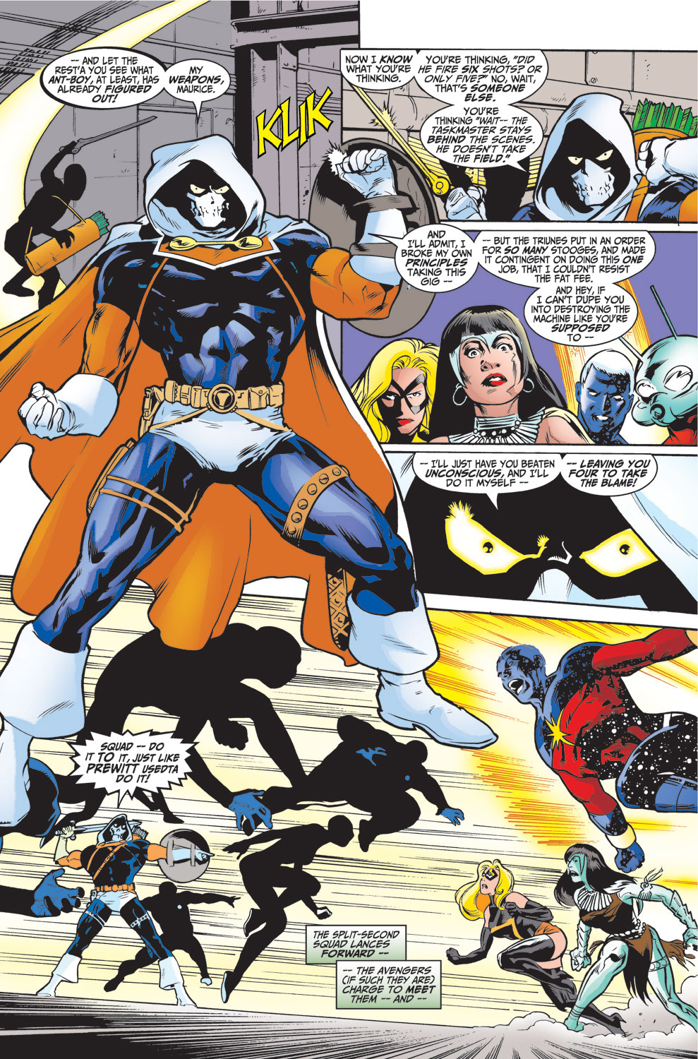 Read online Avengers (1998) comic -  Issue #26 - 15