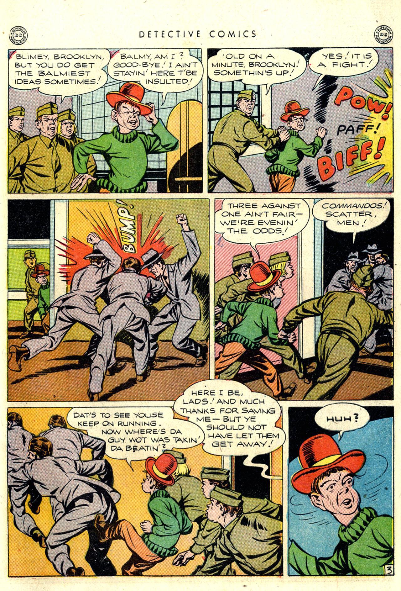 Read online Detective Comics (1937) comic -  Issue #100 - 40