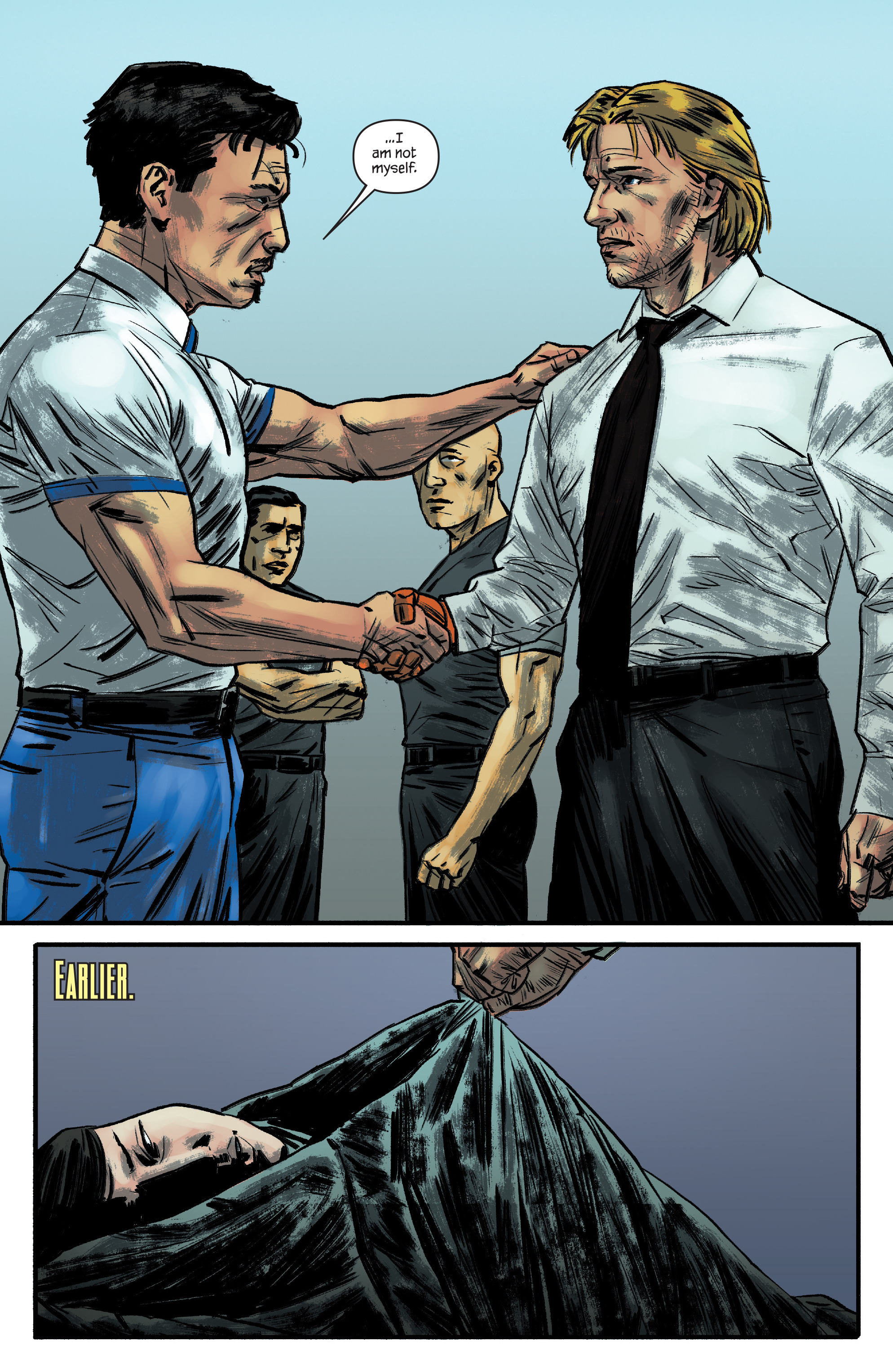 Read online James Bond: Felix Leiter comic -  Issue #4 - 6
