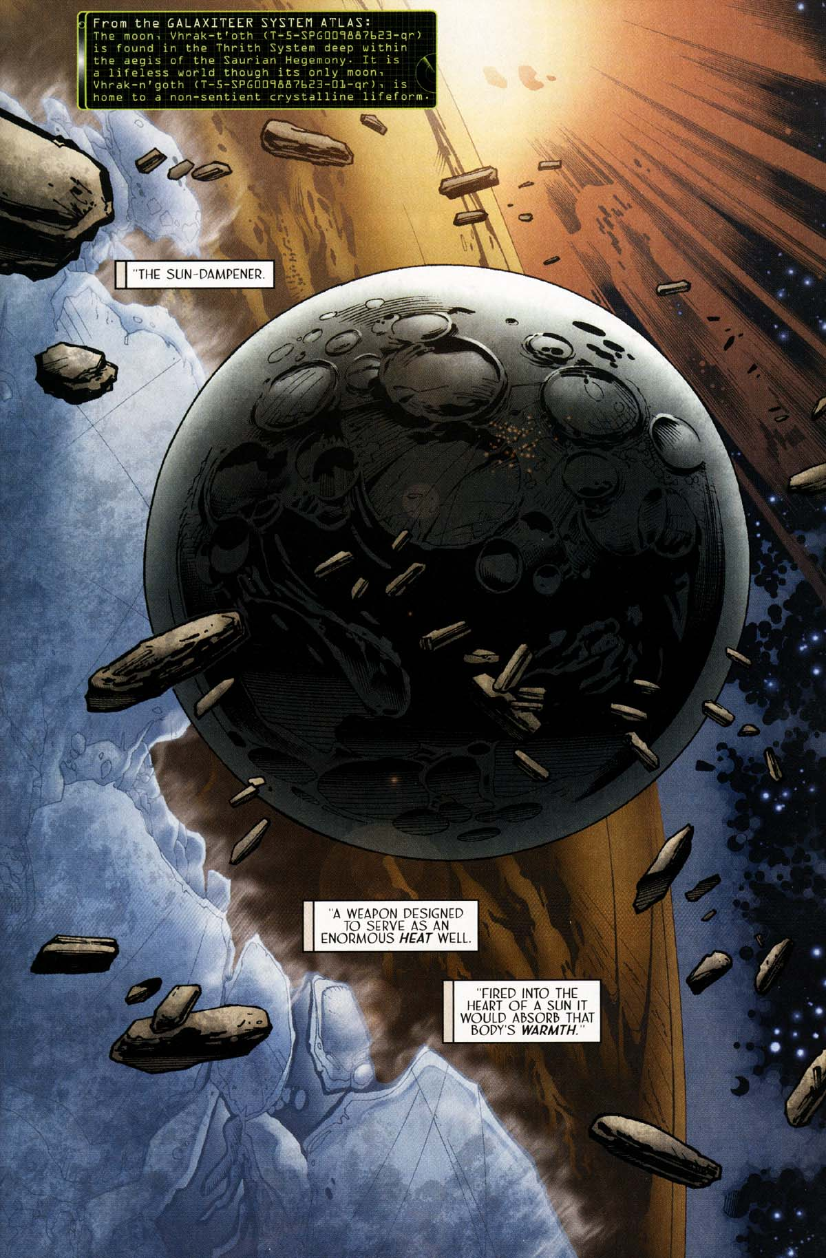 Read online Sigil (2000) comic -  Issue #29 - 3