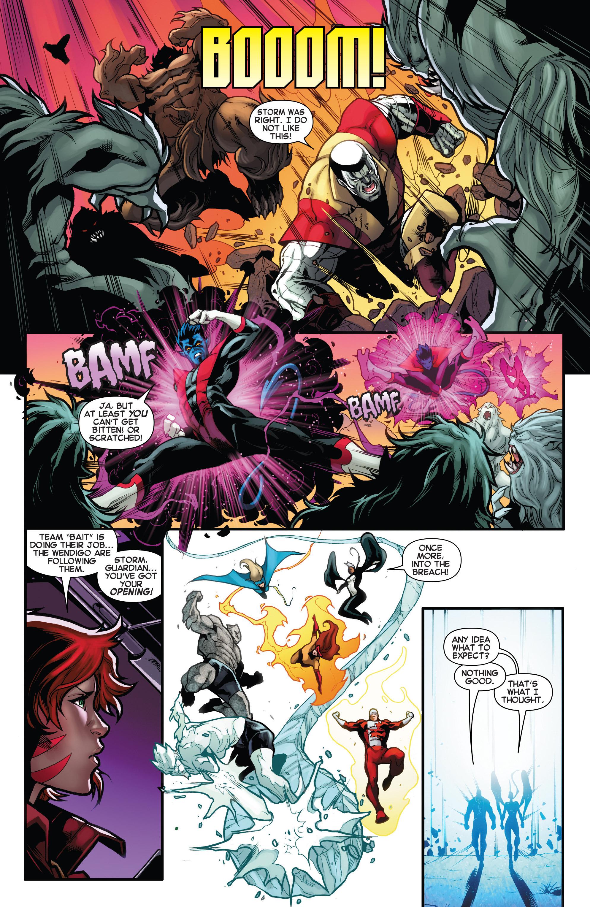 Read online Amazing X-Men (2014) comic -  Issue #10 - 21