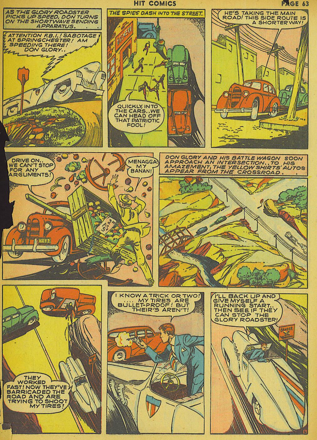 Read online Hit Comics comic -  Issue #13 - 65