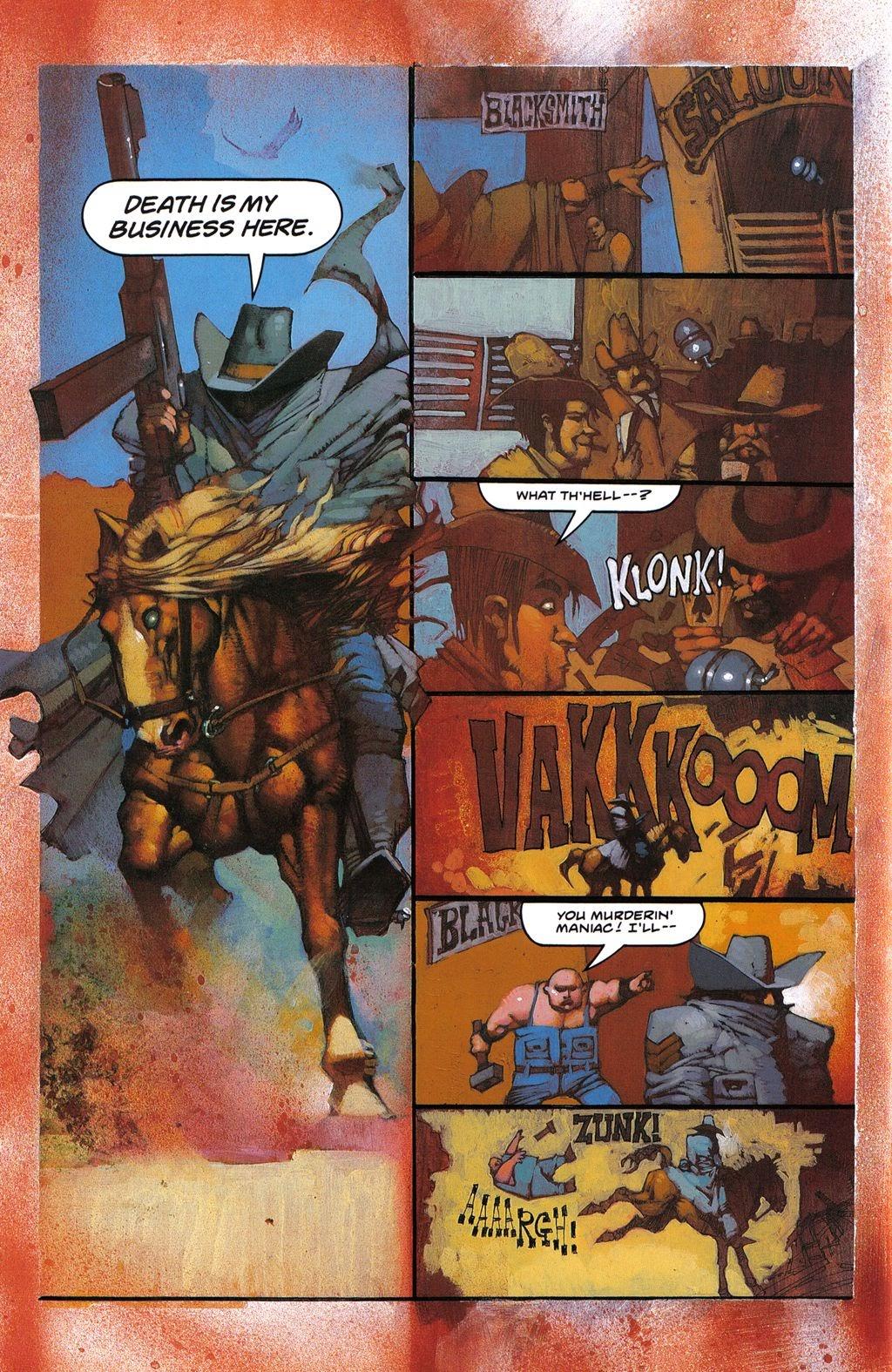 Read online Bisley's Scrapbook comic -  Issue # Full - 30