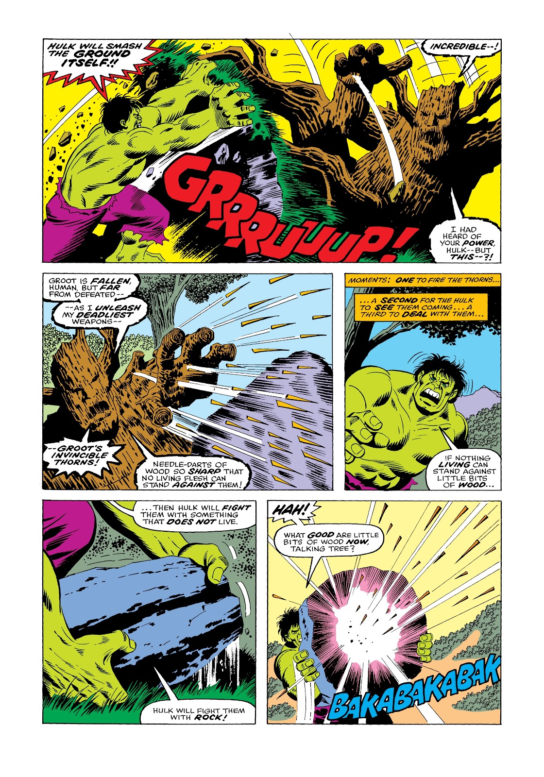 Read online Marvel Masterworks: The Incredible Hulk comic -  Issue # TPB 12 (Part 1) - 64