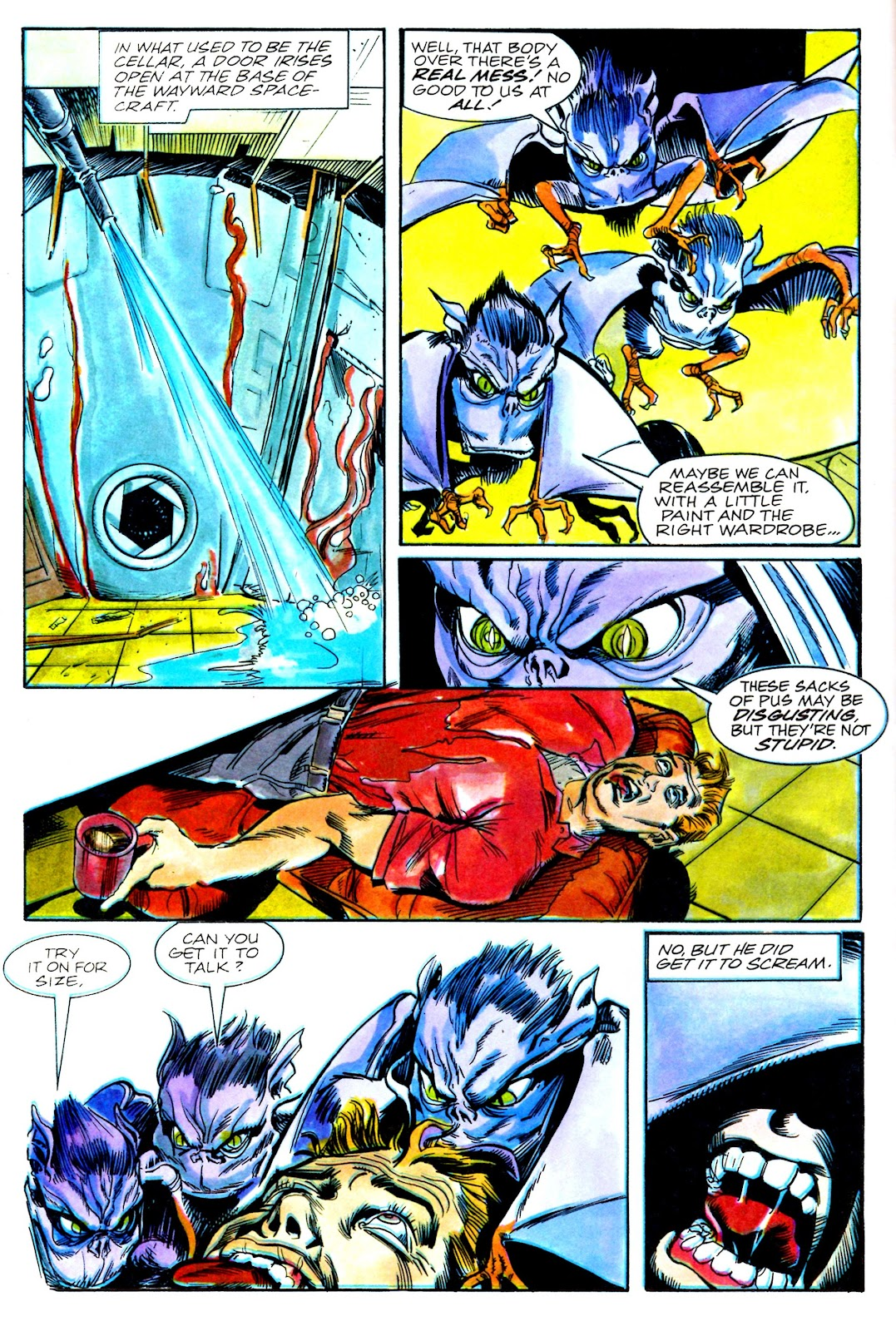 Fright Night issue 3 - Page 6