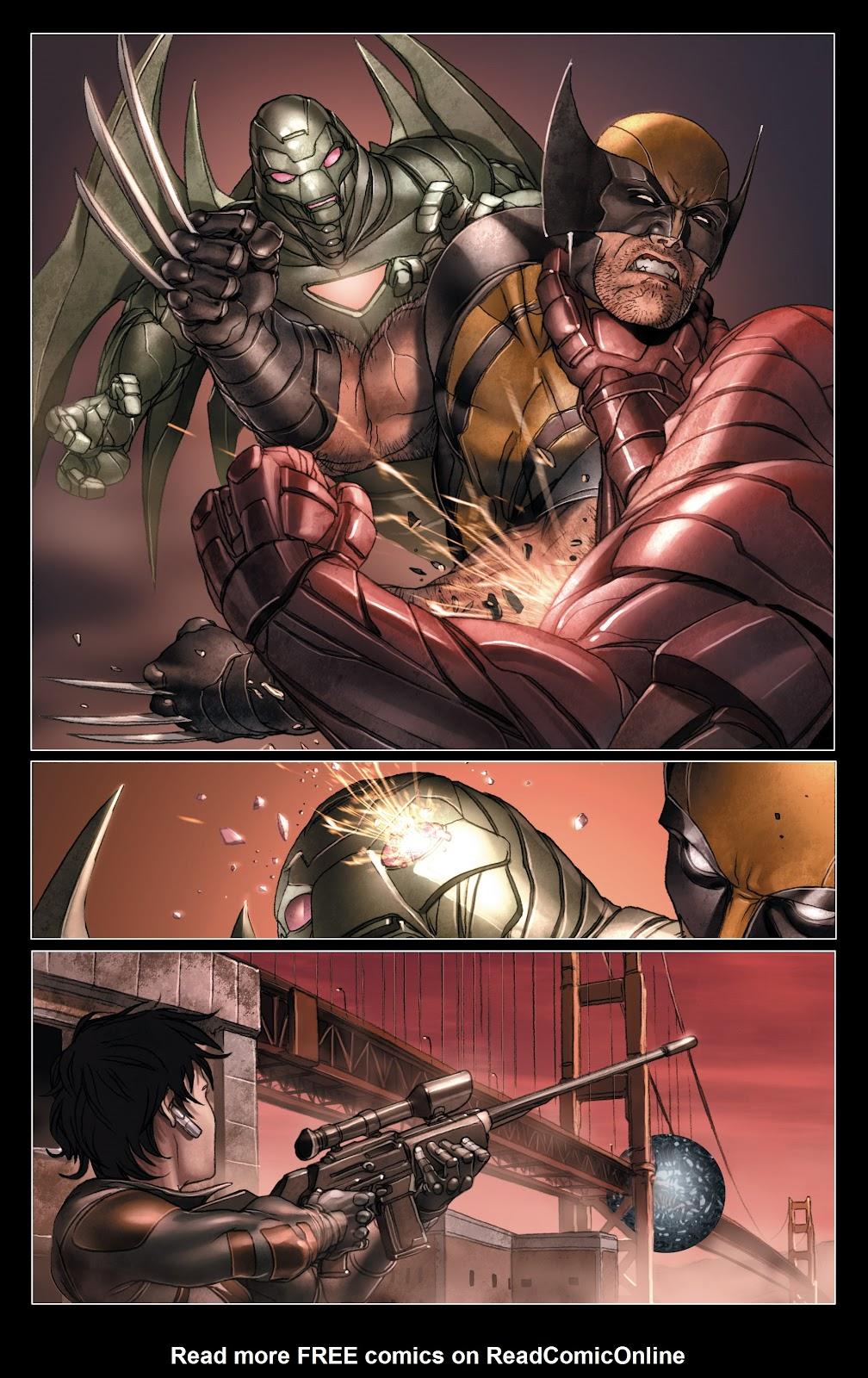 Read online X-Men: Second Coming comic -  Issue # _TPB (Part 3) - 11