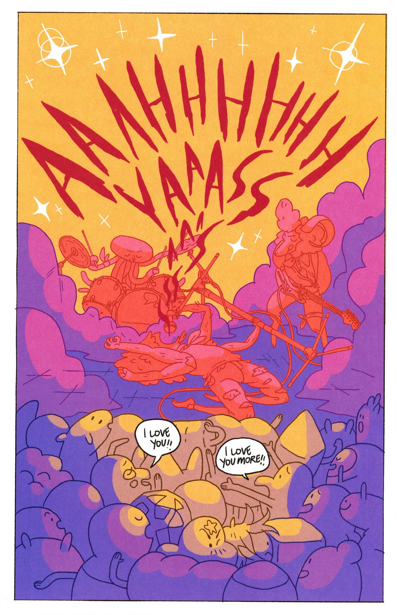 Read online Adventure Time Comics comic -  Issue #8 - 8