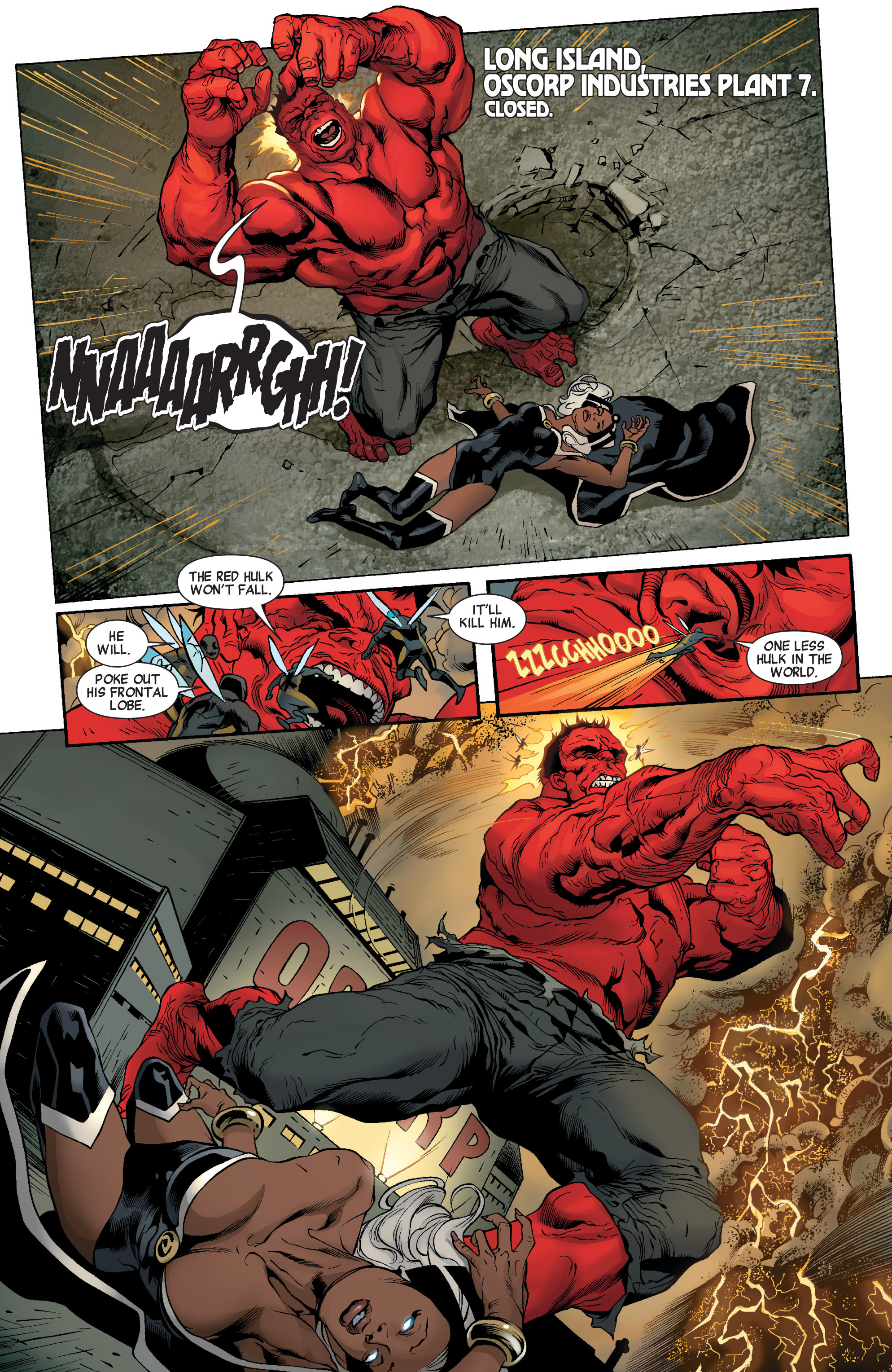 Read online Avengers (2010) comic -  Issue #21 - 7