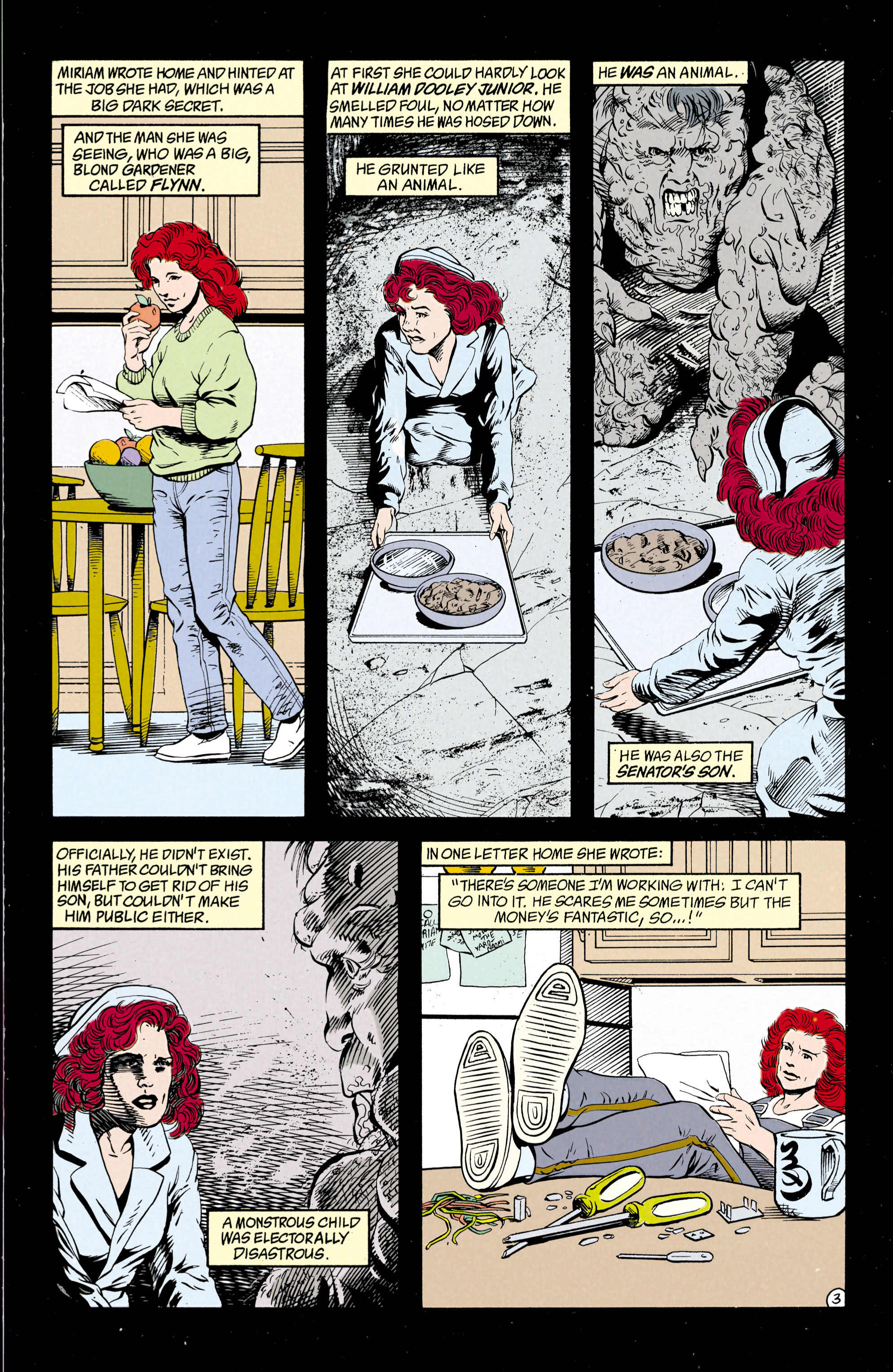 Read online Shade, the Changing Man comic -  Issue #29 - 4