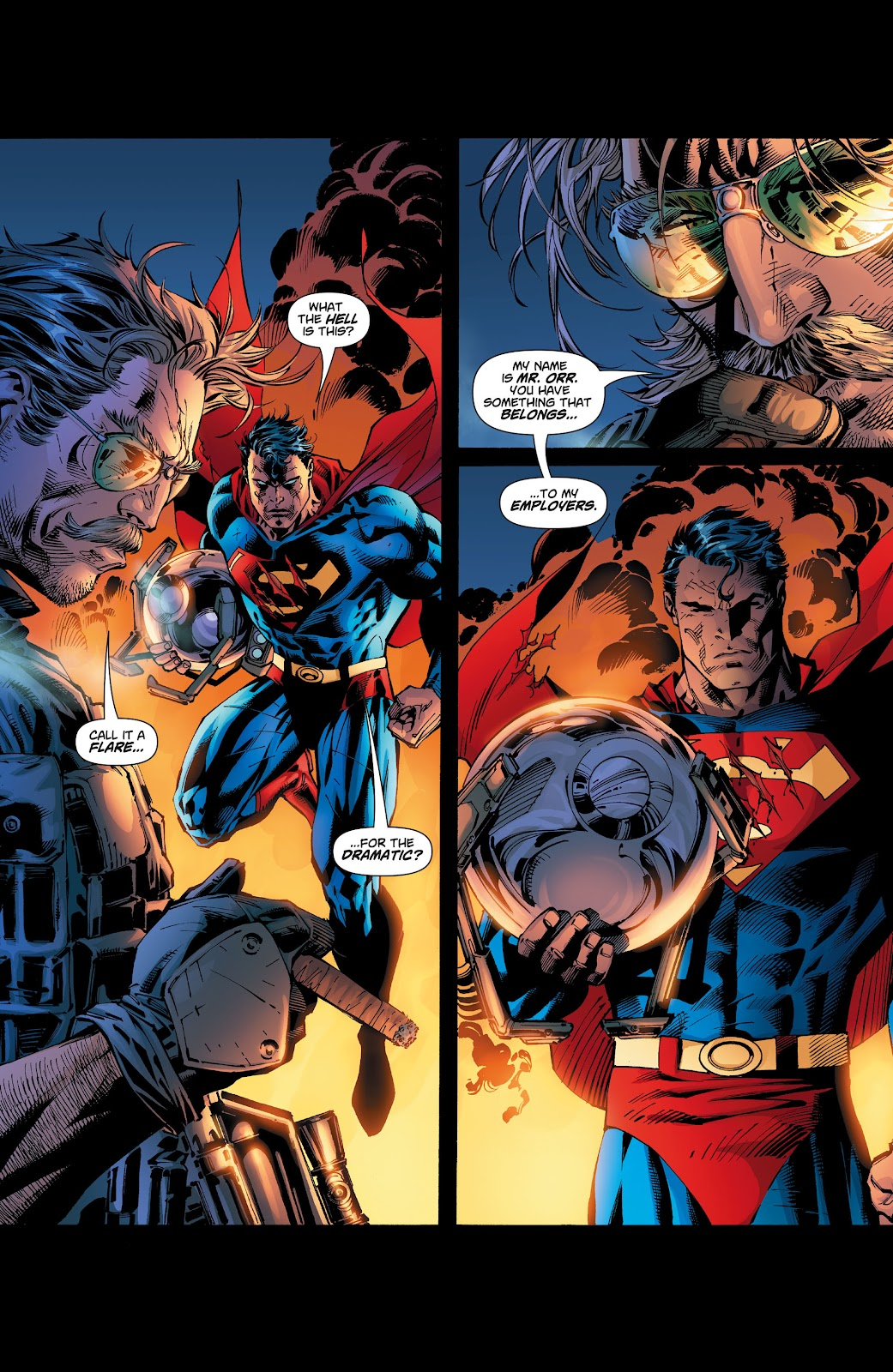 Read online Superman: For Tomorrow comic -  Issue # TPB (Part 2) - 6