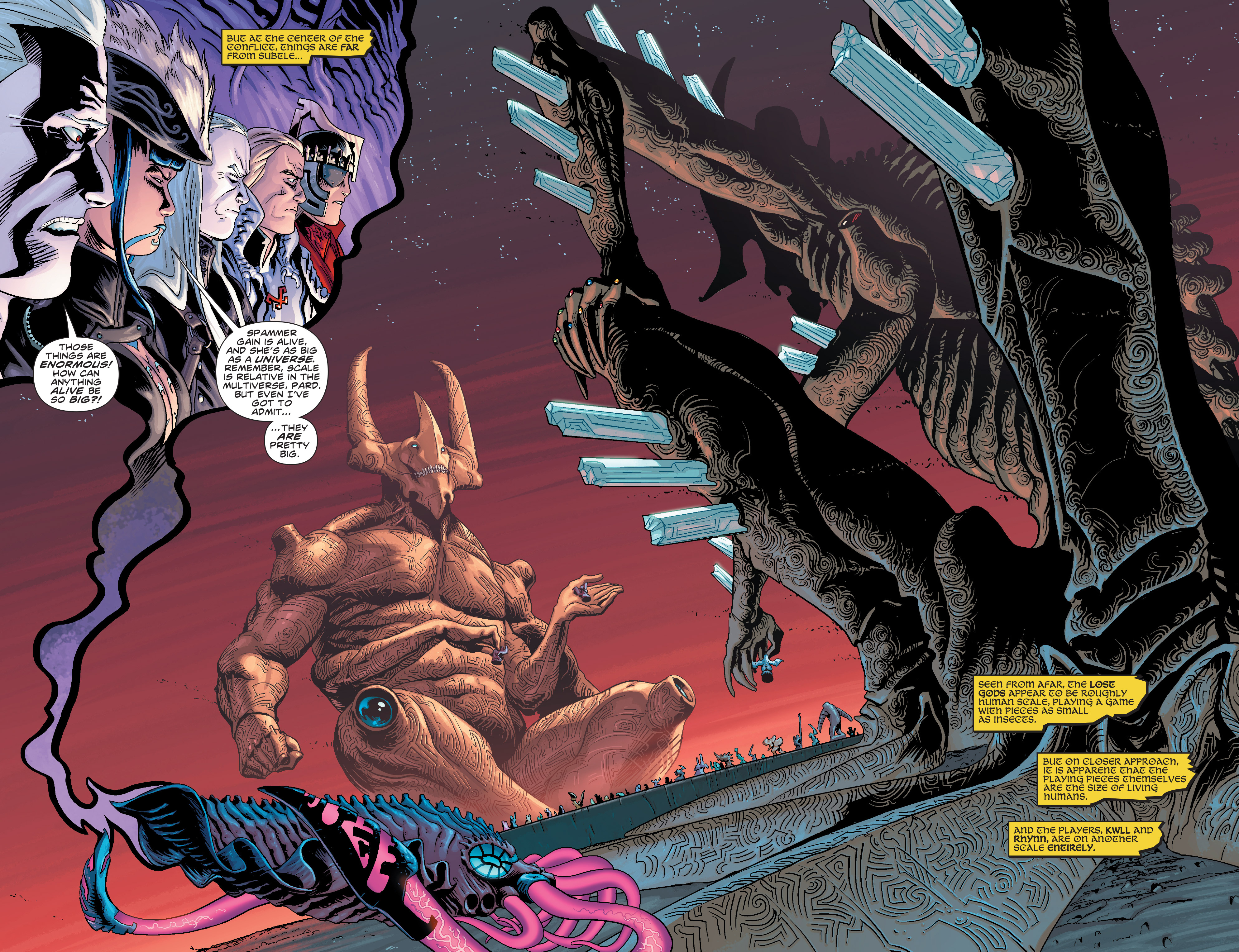 Read online Elric: The Balance Lost comic -  Issue # TPB 3 - 29