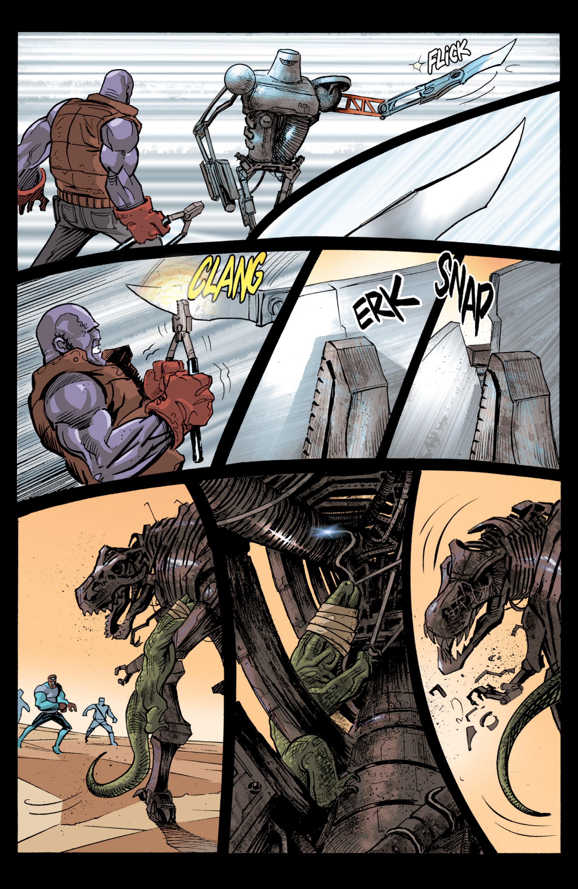 Read online Planetoid comic -  Issue # TPB - 146