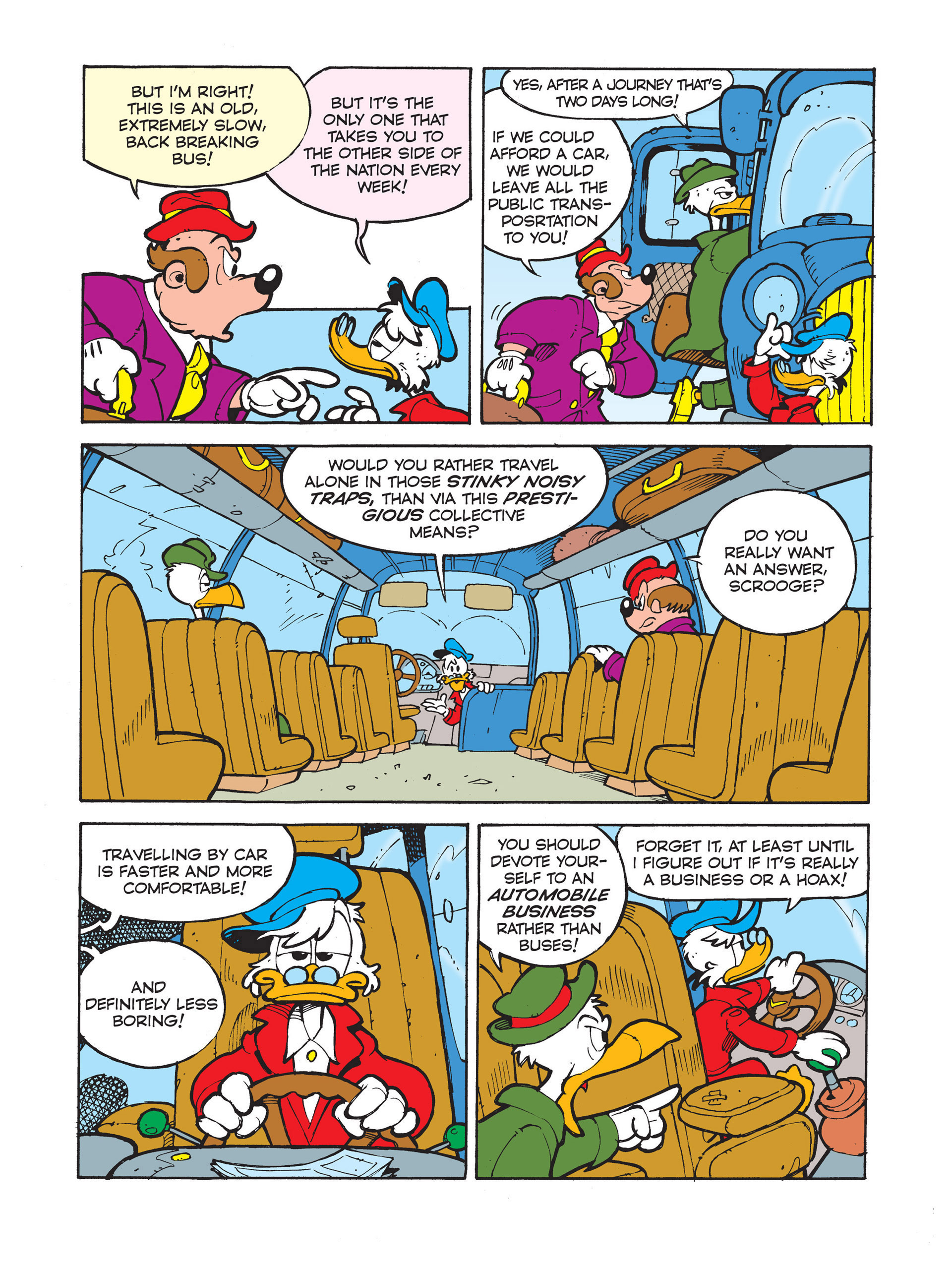 Read online All of Scrooge McDuck's Millions comic -  Issue #8 - 8
