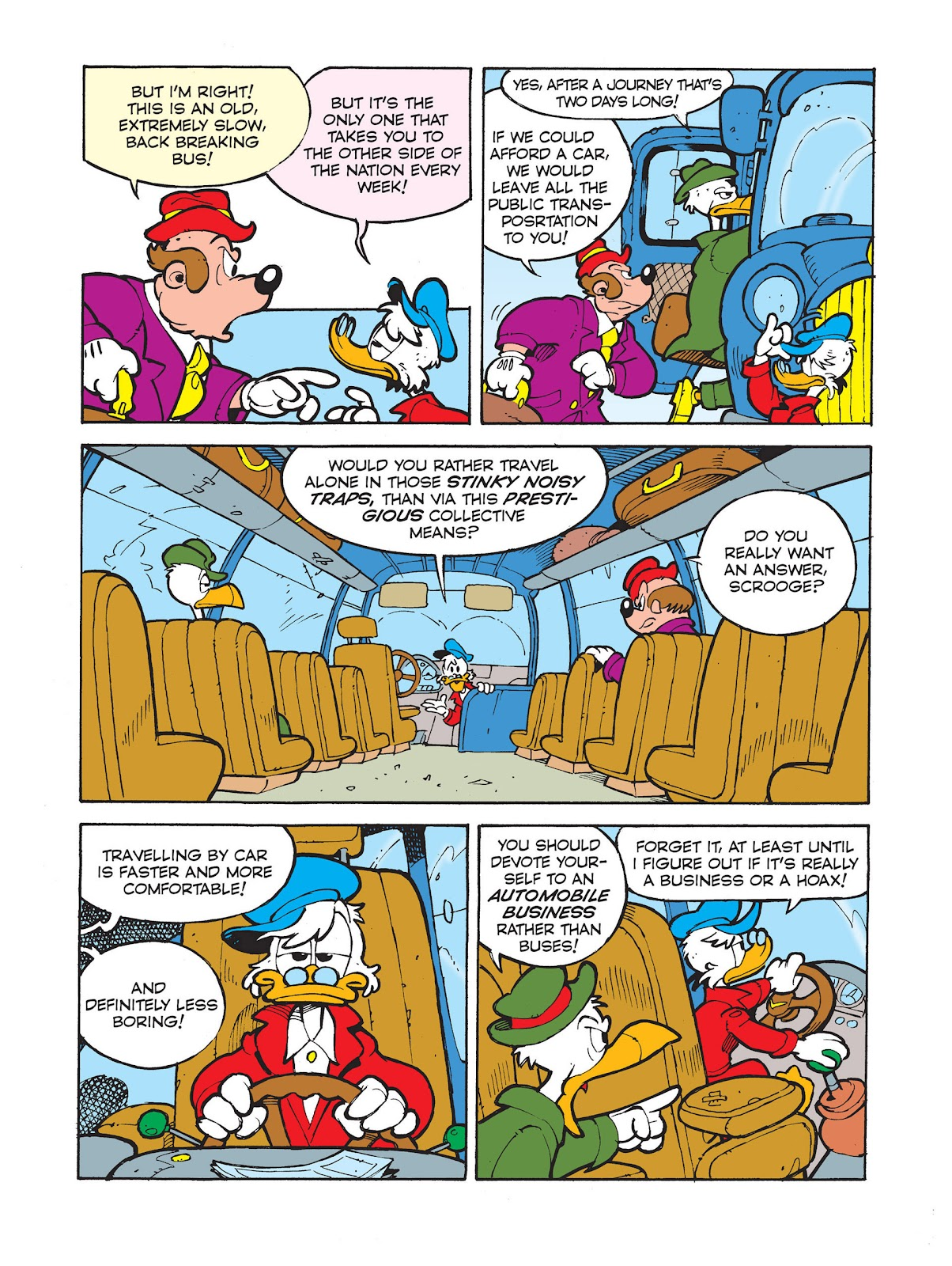 All of Scrooge McDuck's Millions Issue #8 #8 - English 8