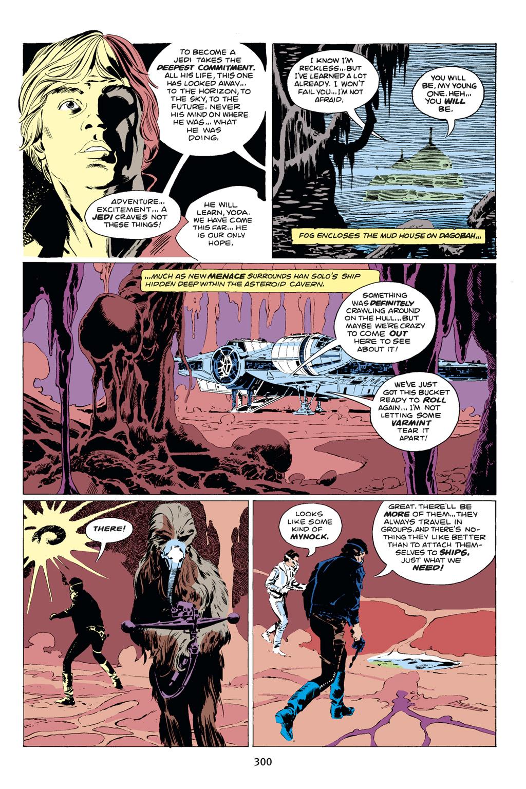 Read online Star Wars Omnibus comic -  Issue # Vol. 14 - 298