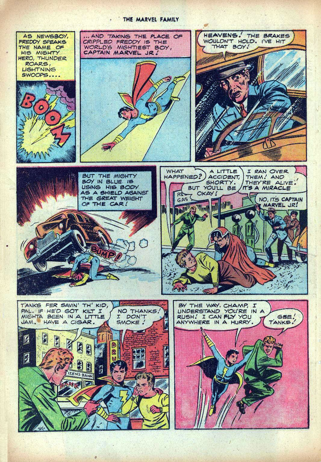 The Marvel Family issue 25 - Page 18