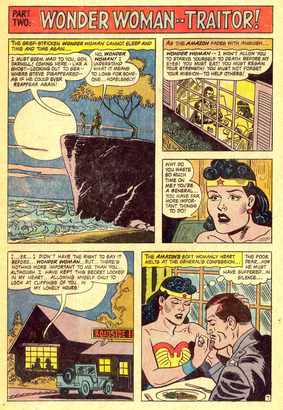 Read online Wonder Woman (1942) comic -  Issue #164 - 12