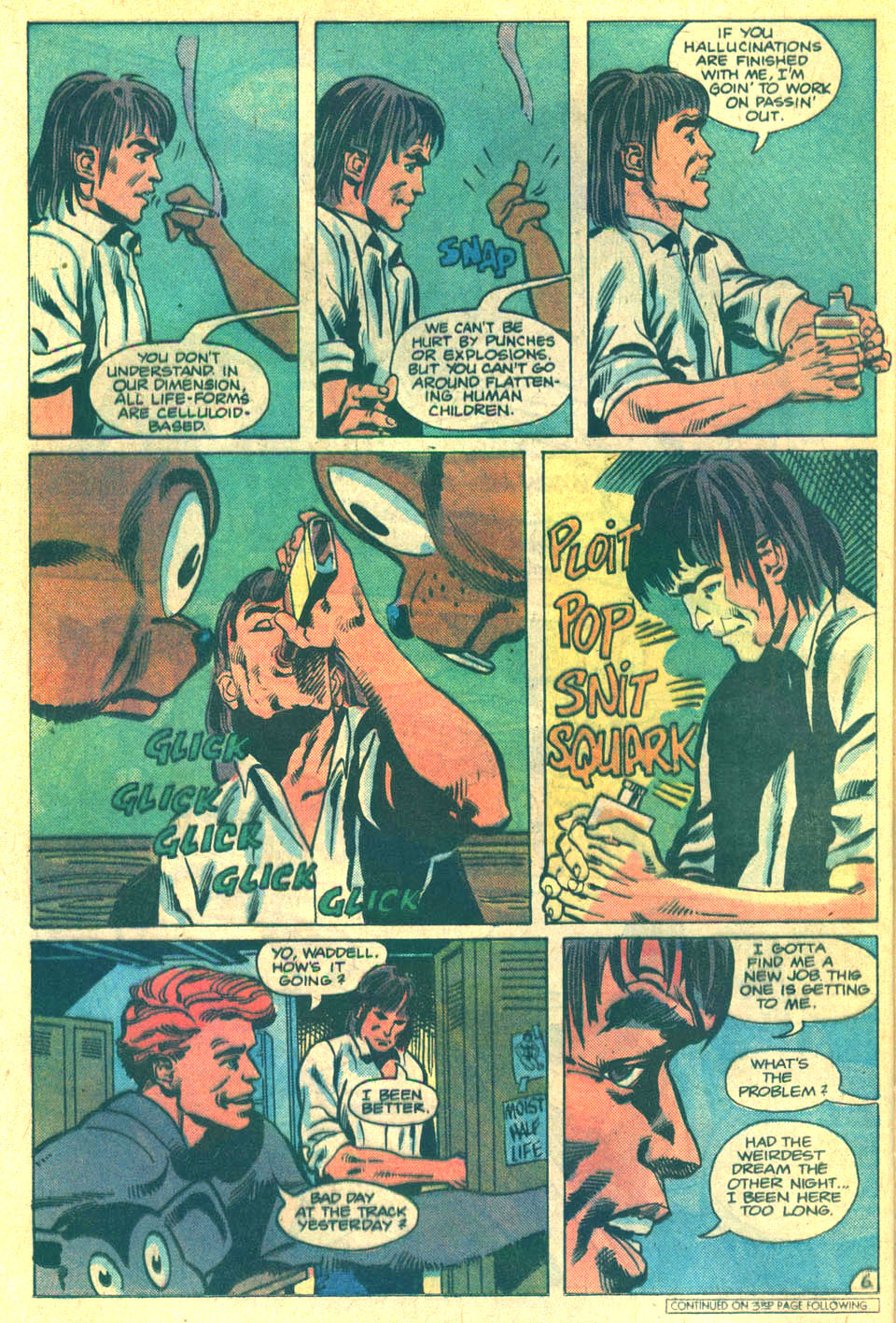 Elvira's House of Mystery Issue #5 #6 - English 9